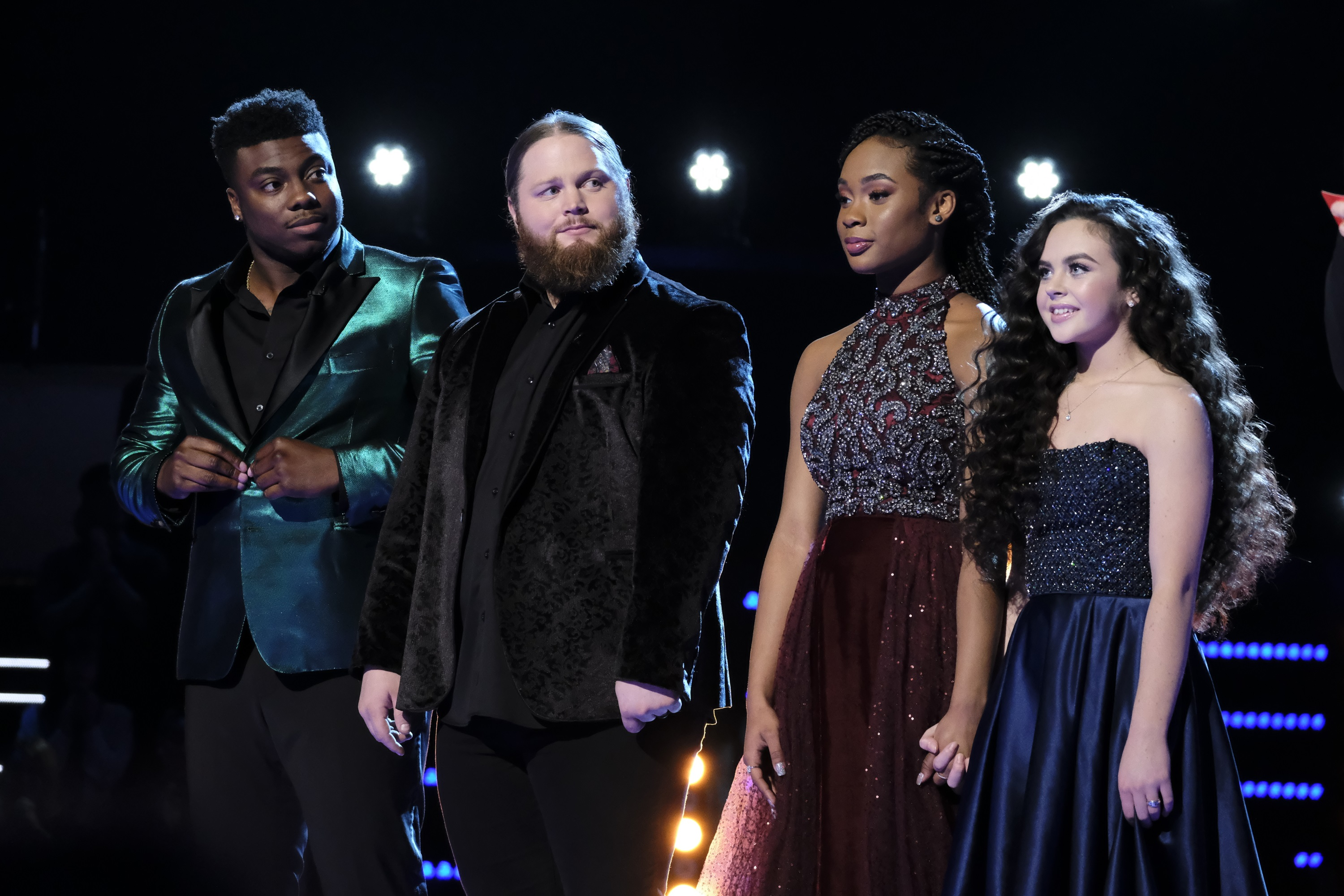 The Voice' finale: Chevel Shepherd won  So how did Kelly