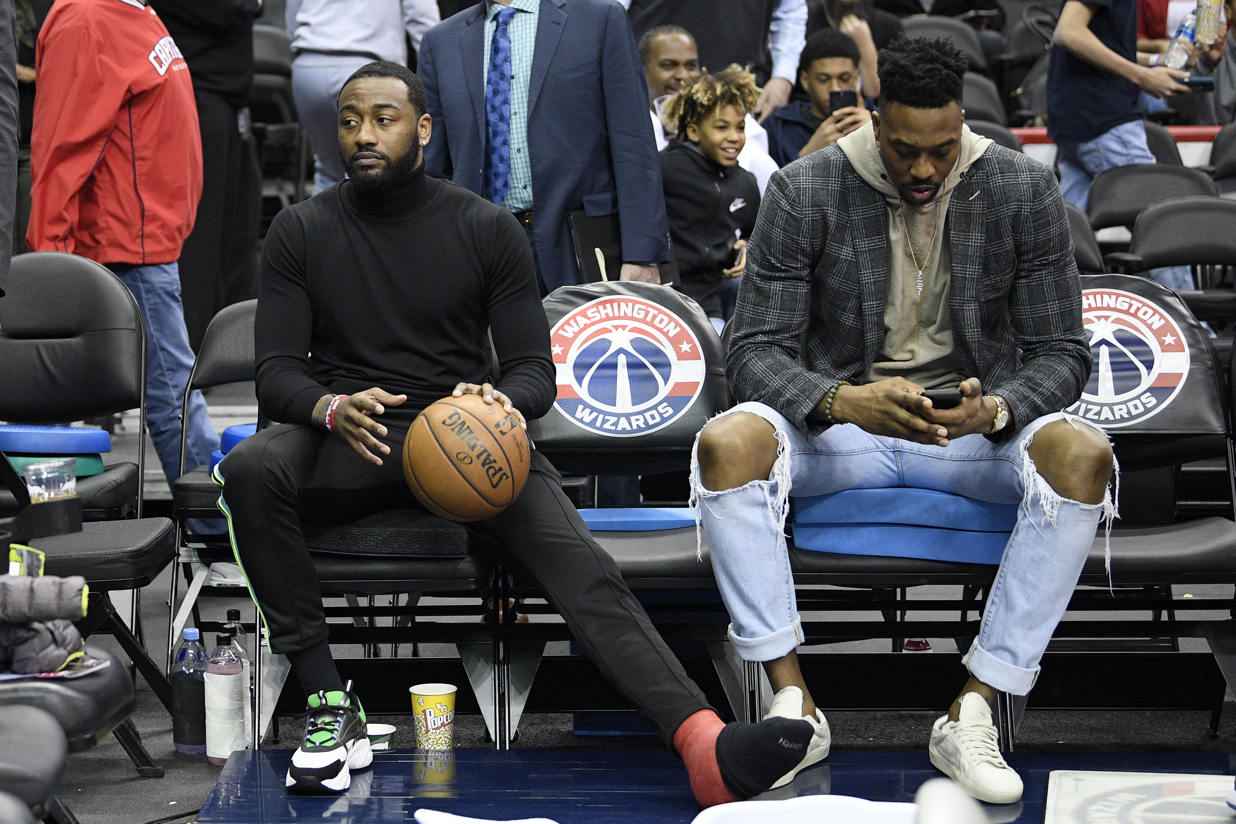 John Wall's injury, devastating as it is, could help the