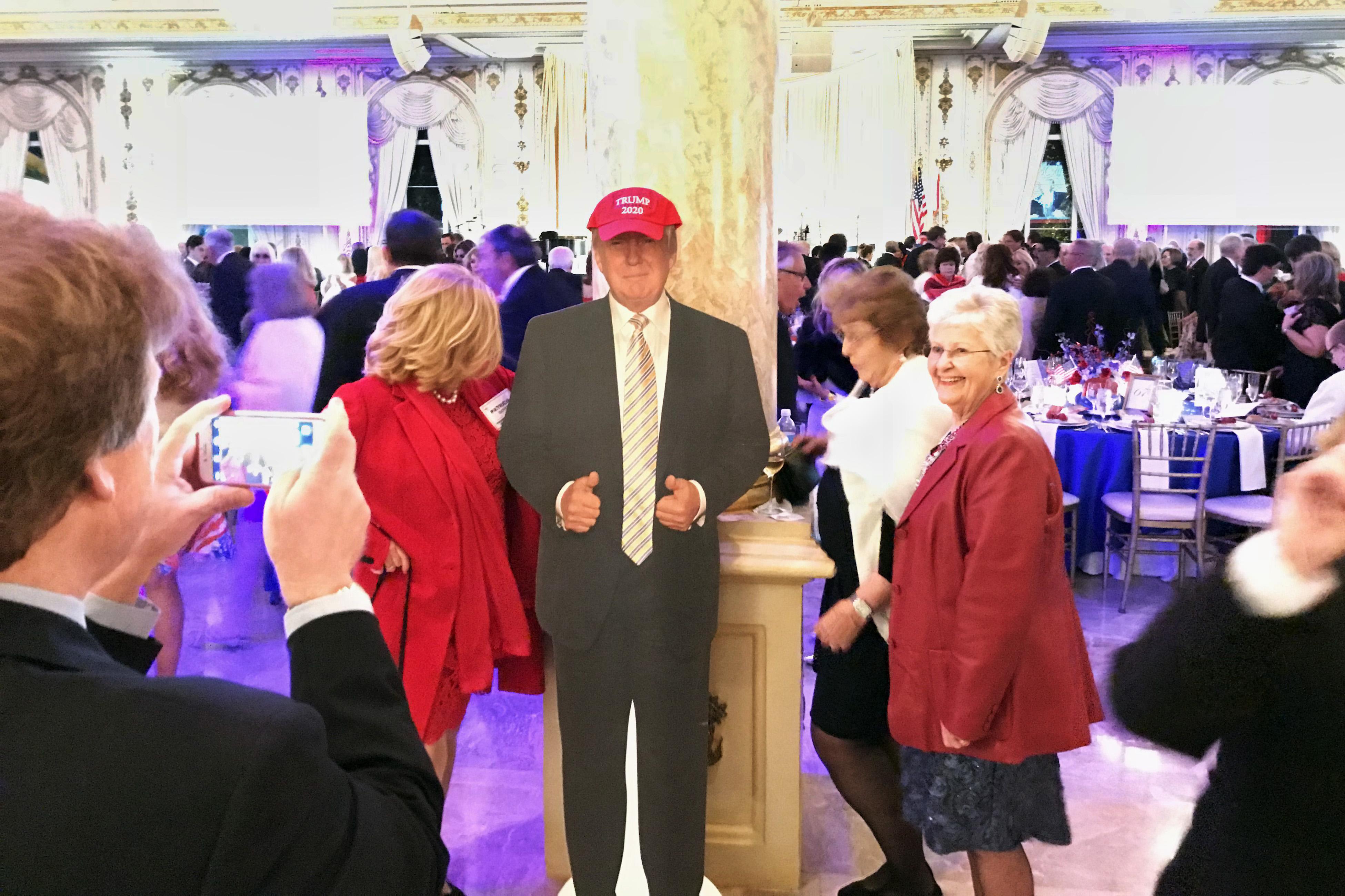 Mar O Lago Wedding Schedule December 2019 Calendar Most charities that deserted Trump's Florida club after