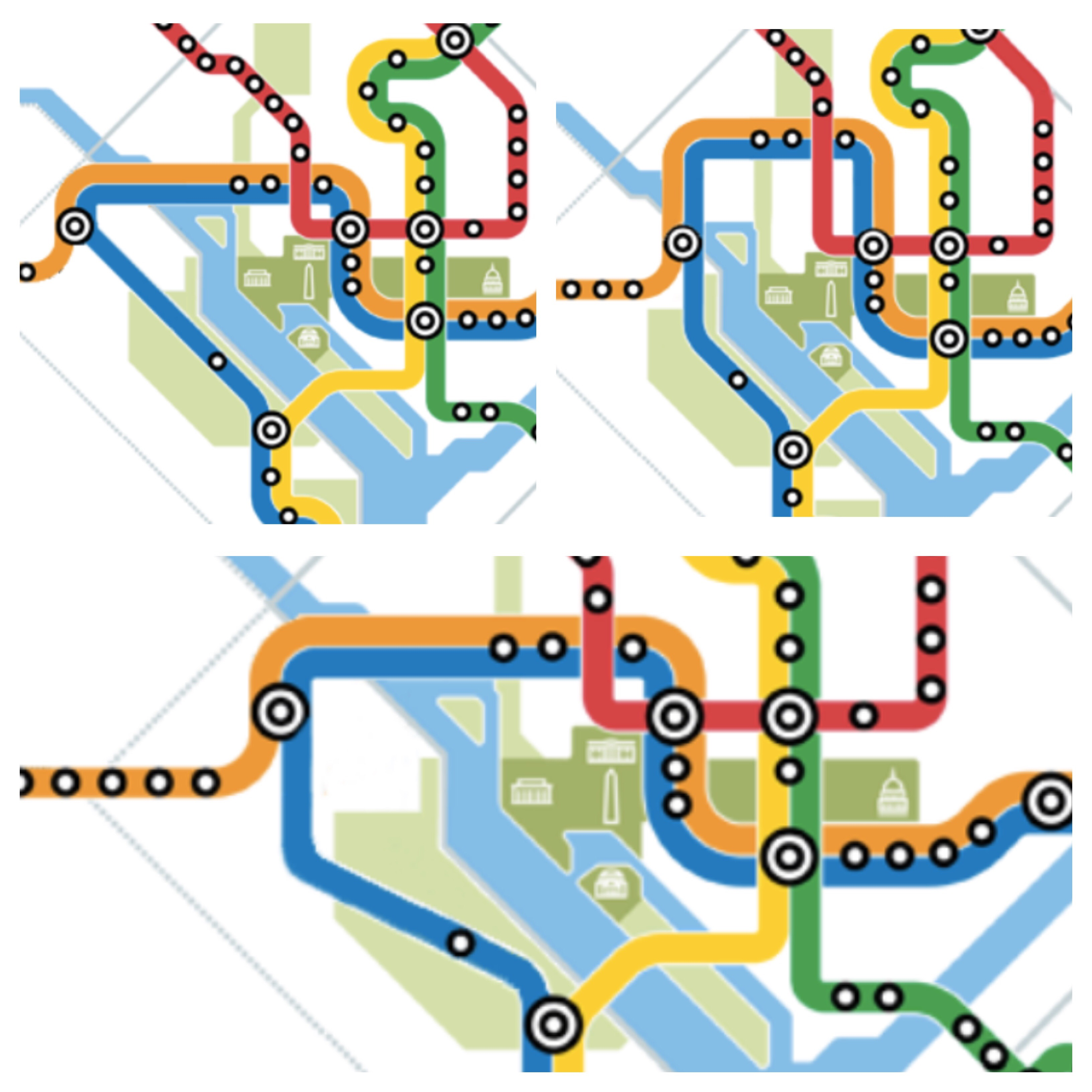 Could a subtle tweak to Metro\'s map fix overcrowding on the ...