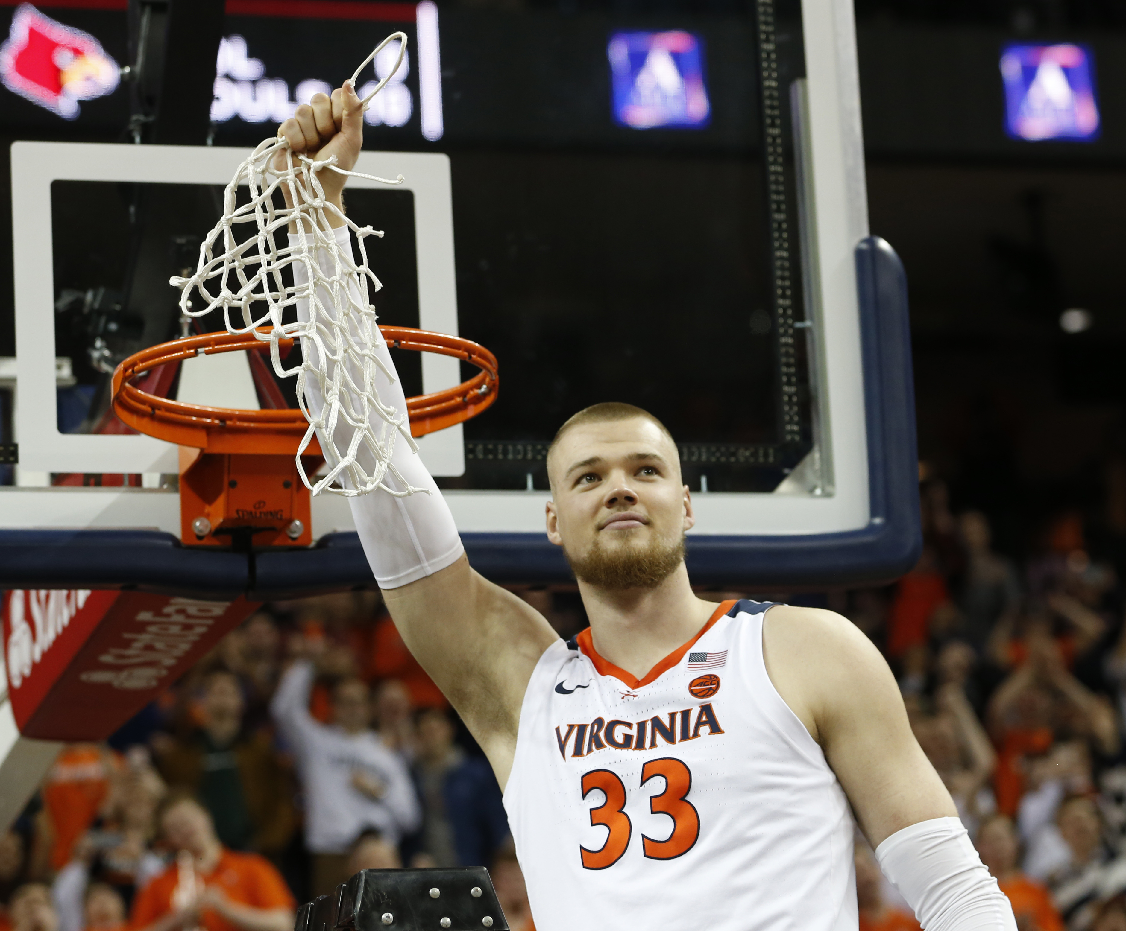 Virginia basketball clinches ACC title share, but honoring Jack Salt was  'more important' - The Washington Post