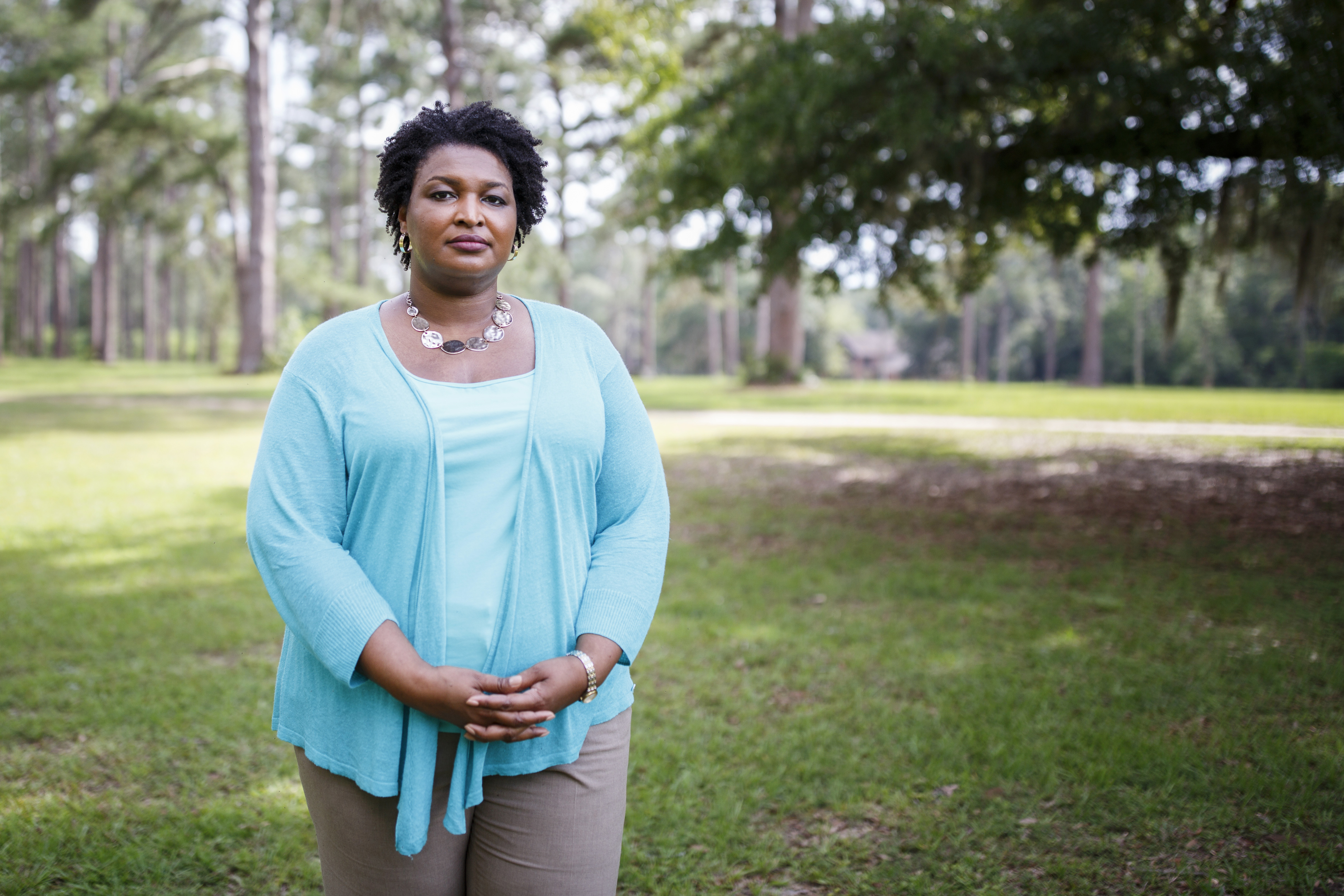 Abrams announced her run for governor in June 2017.