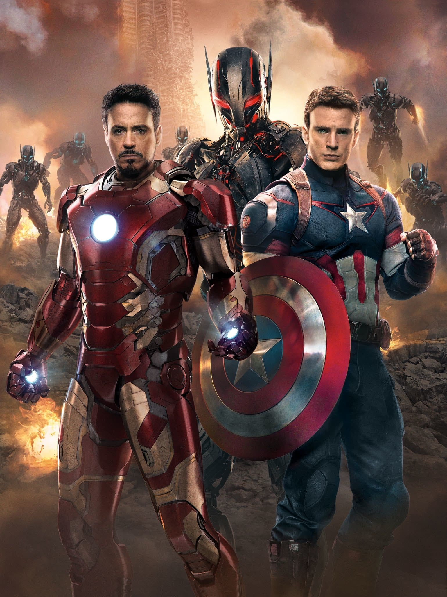 Avengers Age Of Ultron Teaser Trailer Sets Studio Record With Whopping 35m Views In First Day The Washington Post