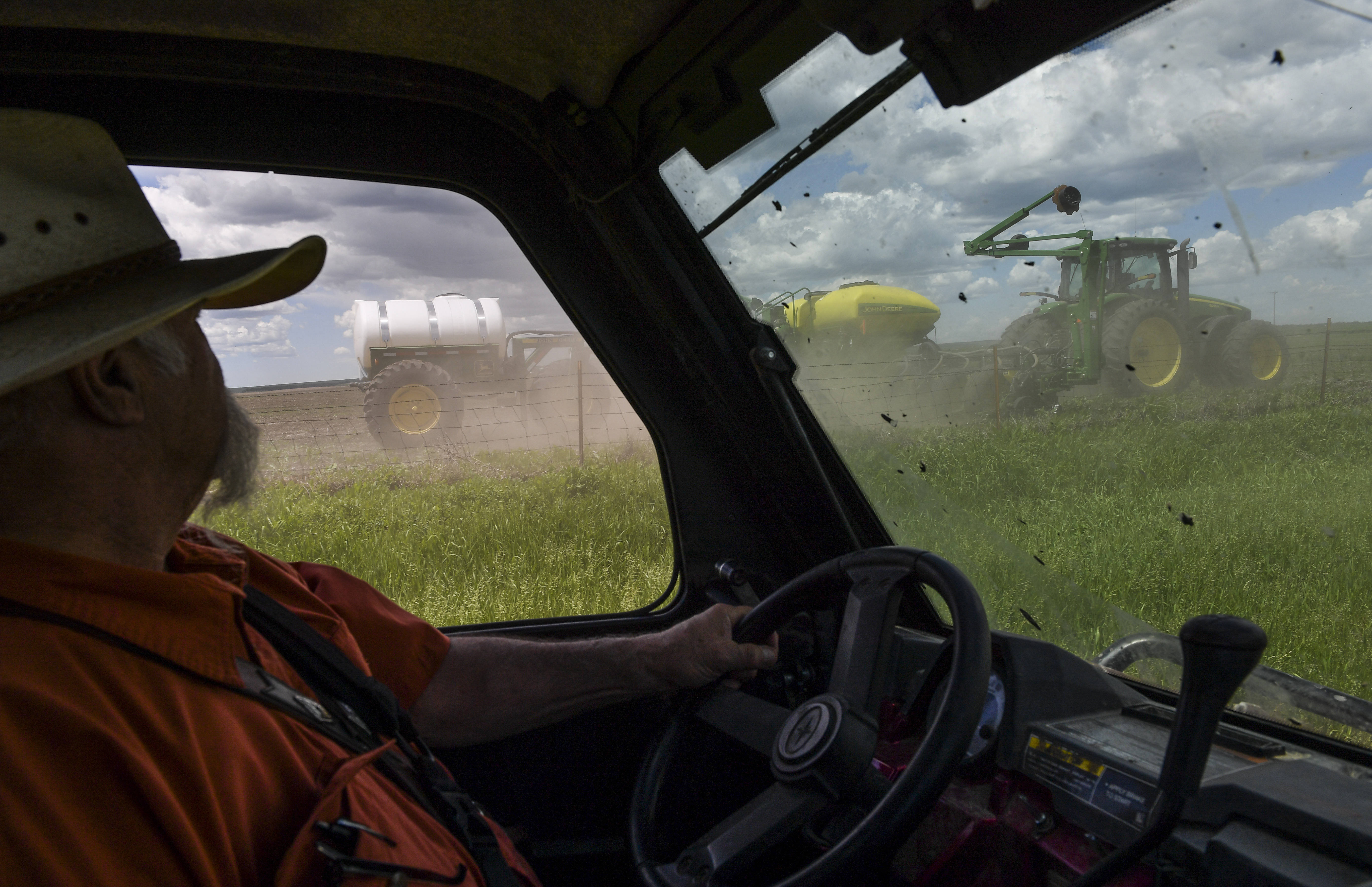 'I don't know how we're going to survive this.' Some once-loyal farmers begin to doubt Trump.