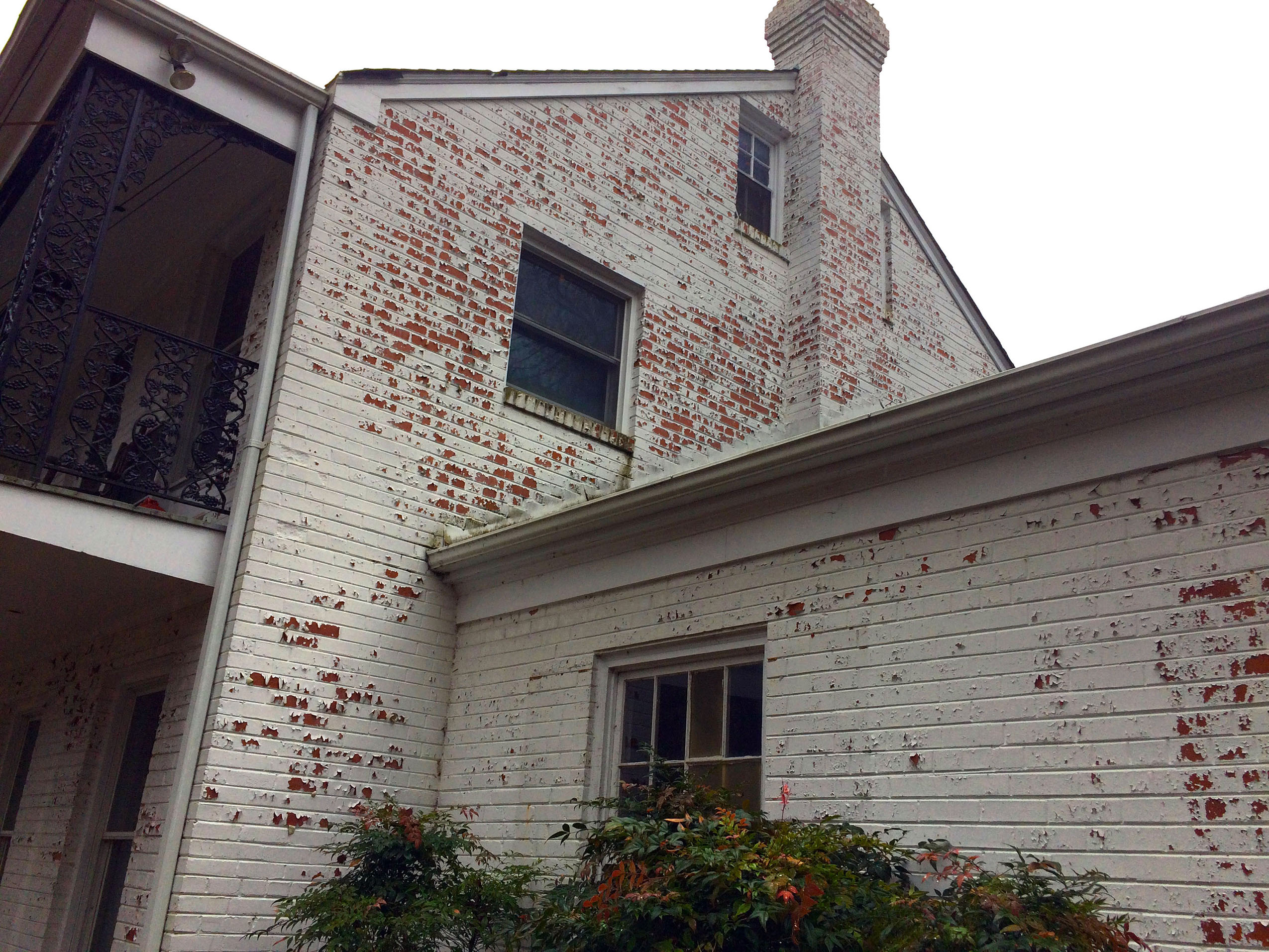 How To Avoid Having To Repaint Your Brick Home Ever Again The Washington Post