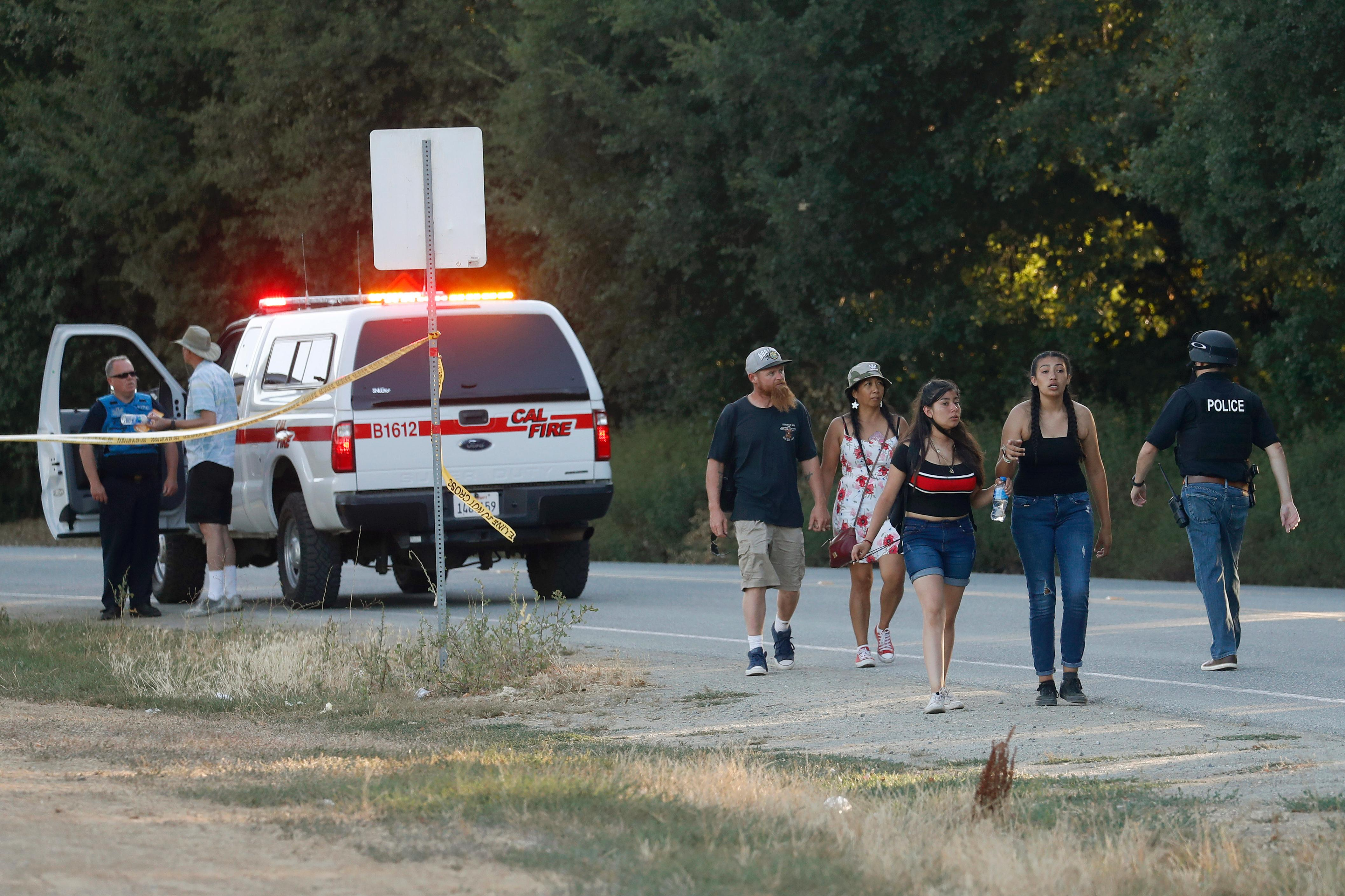 Gilroy Garlic Festival mass shooting reported in Northern