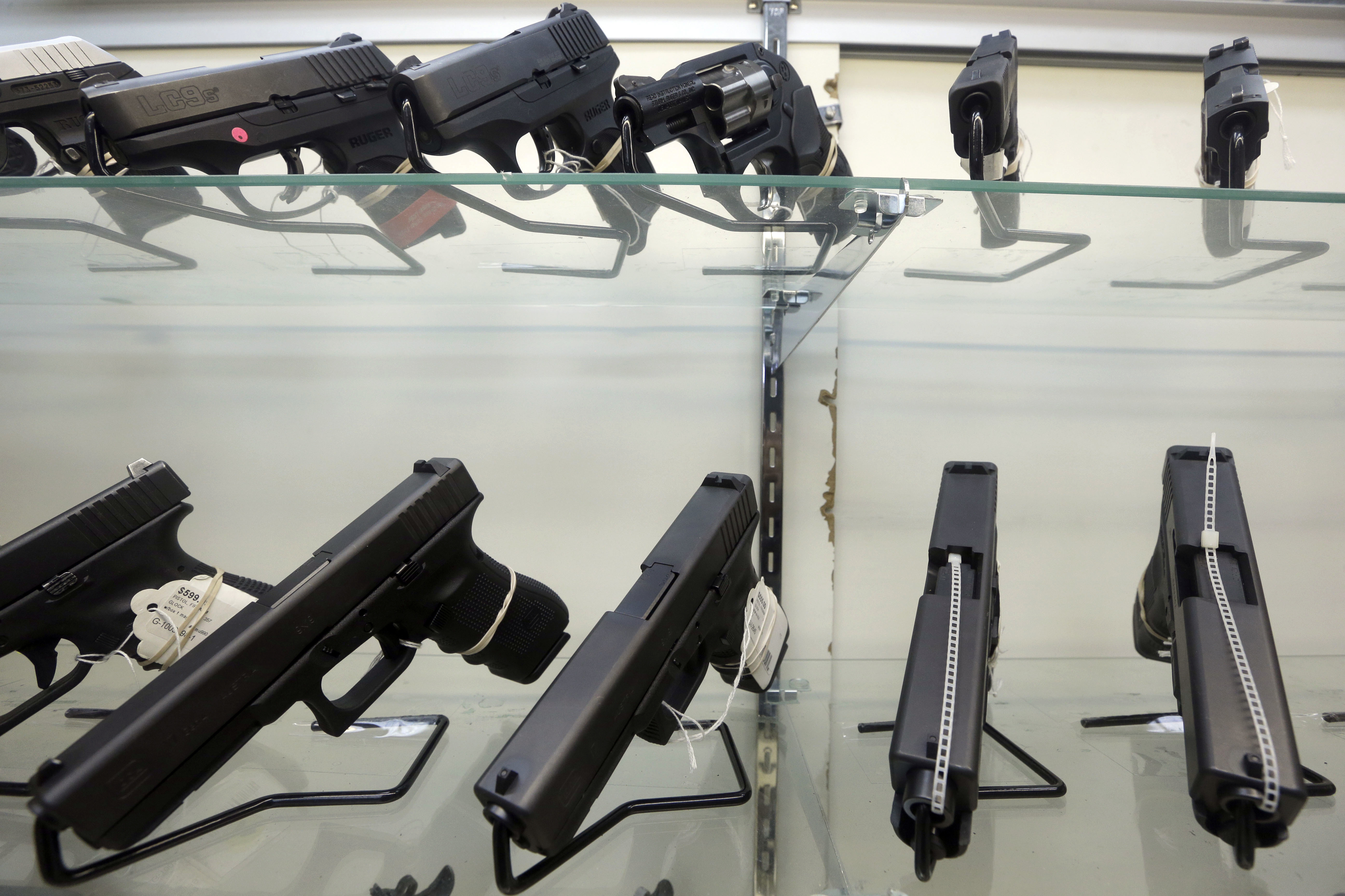 why gun control does not work