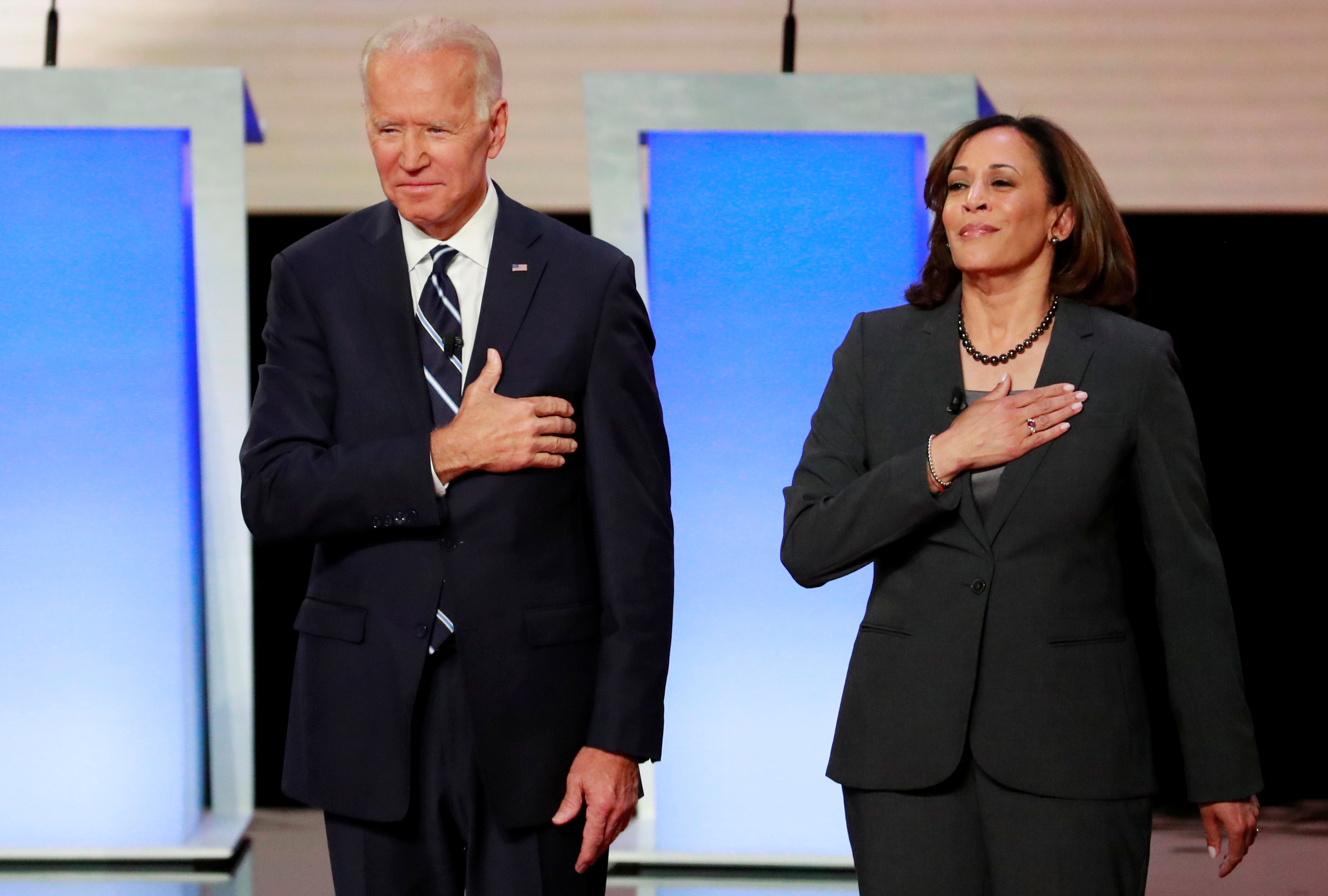 Opinion Who Wouldn T Put Kamala Harris On The Vp Shortlist The Washington Post