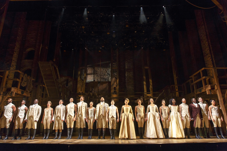 Hamilton' opens in Washington, and it's a worthy successor