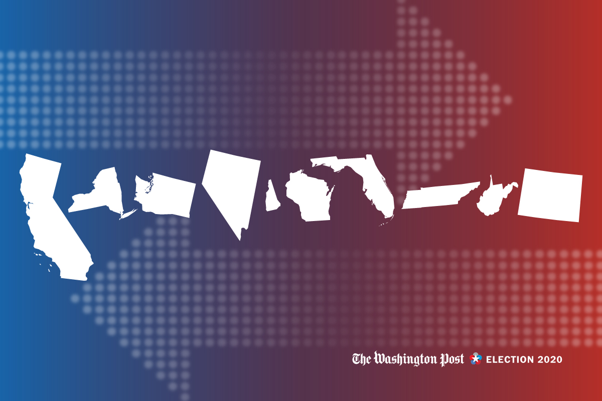 How Turnout And Swing Voters Could Determine Who Wins The Election Washington Post