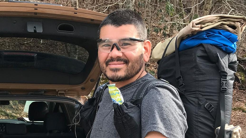 After 3 tours in Iraq, Appalachian Trail victim Ronnie Sanchez had set out to 'find peace' through nature