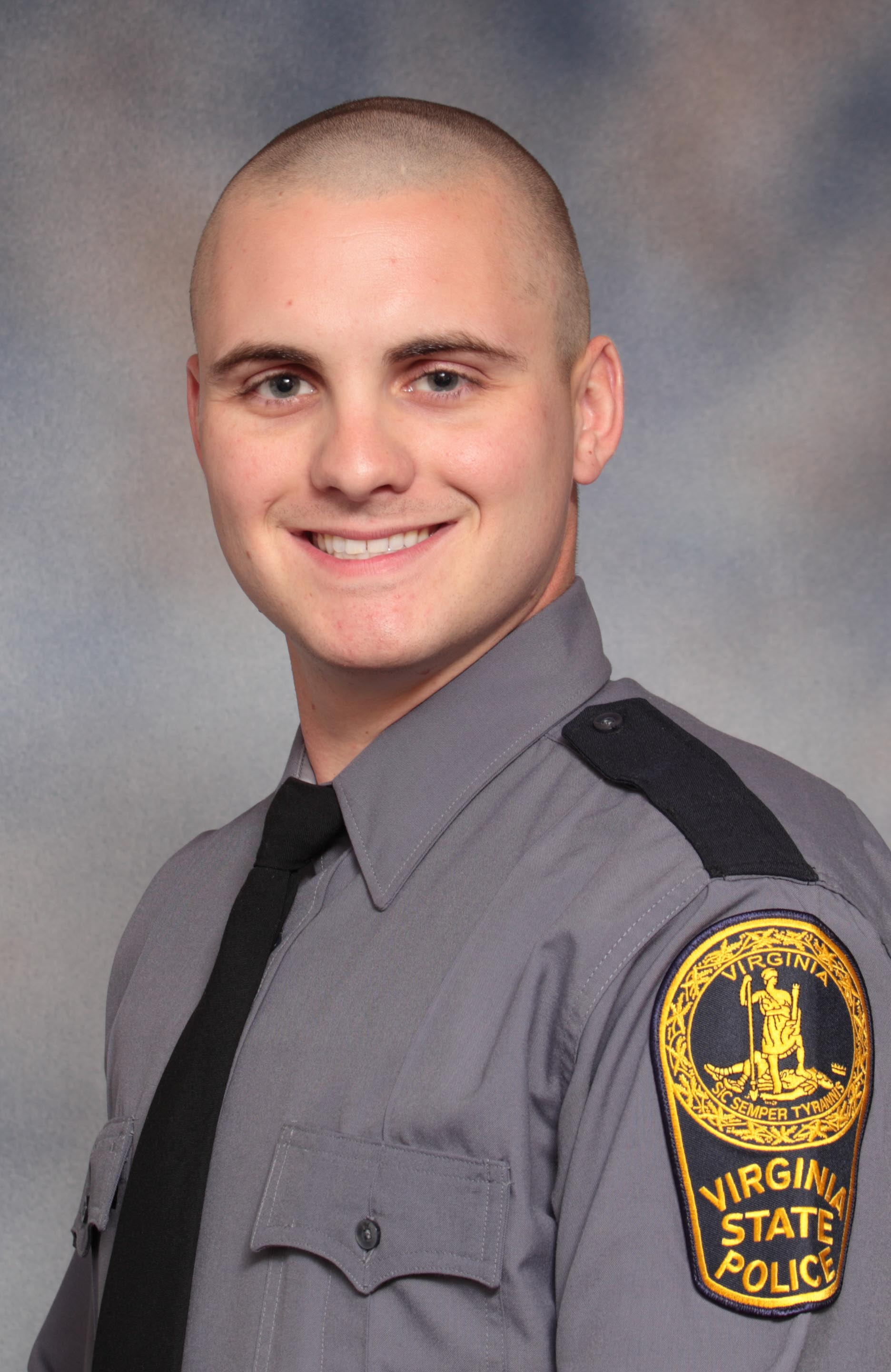 Virginia state trooper fatally shot while helping to execute a