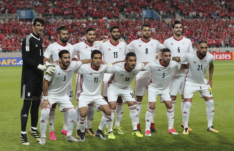 competitive price e7cac c9758 Nike tells Iran's World Cup team to find other shoes - The ...