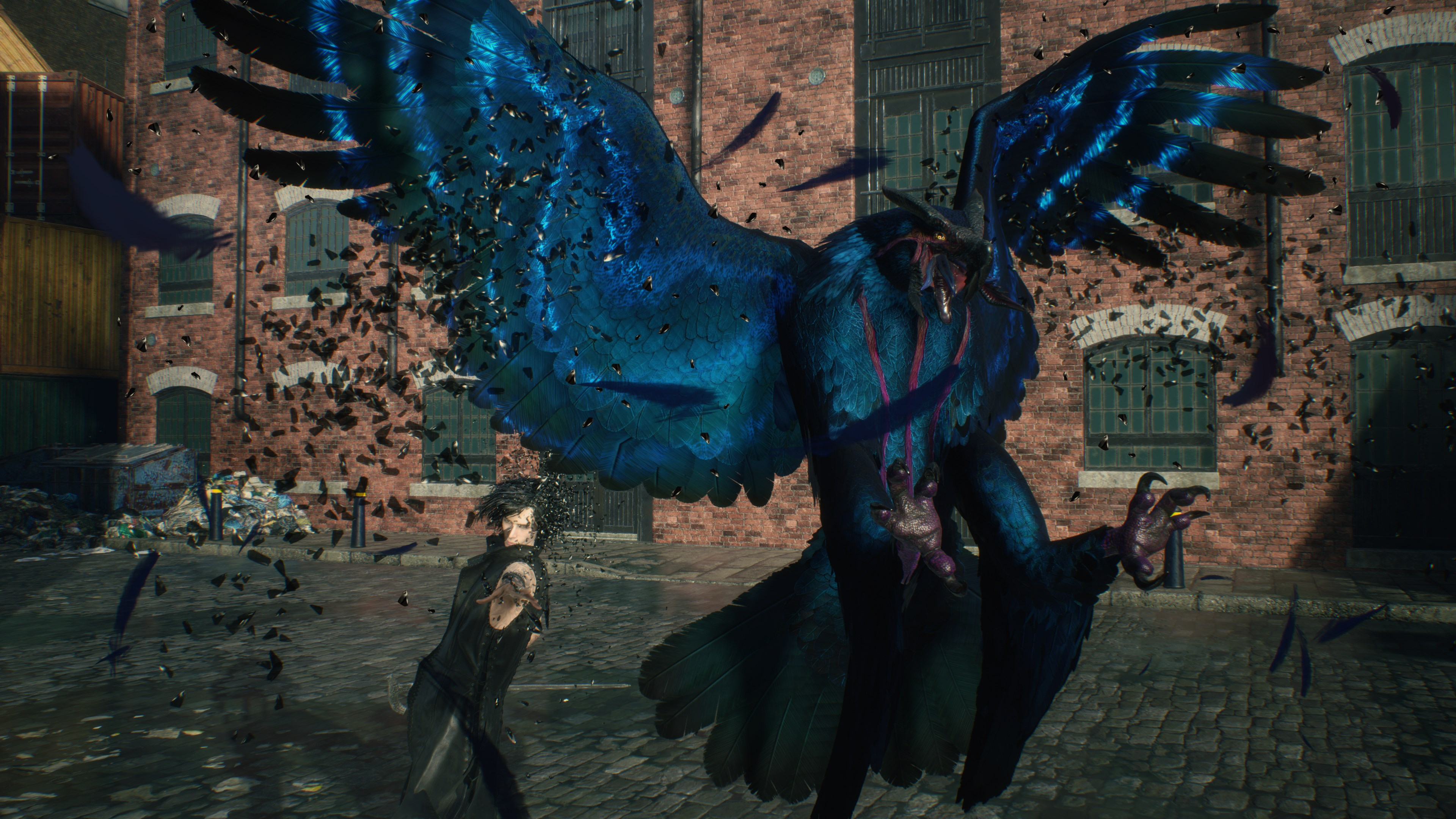 Devil May Cry 5 Is Potent Screen Candy The Washington Post