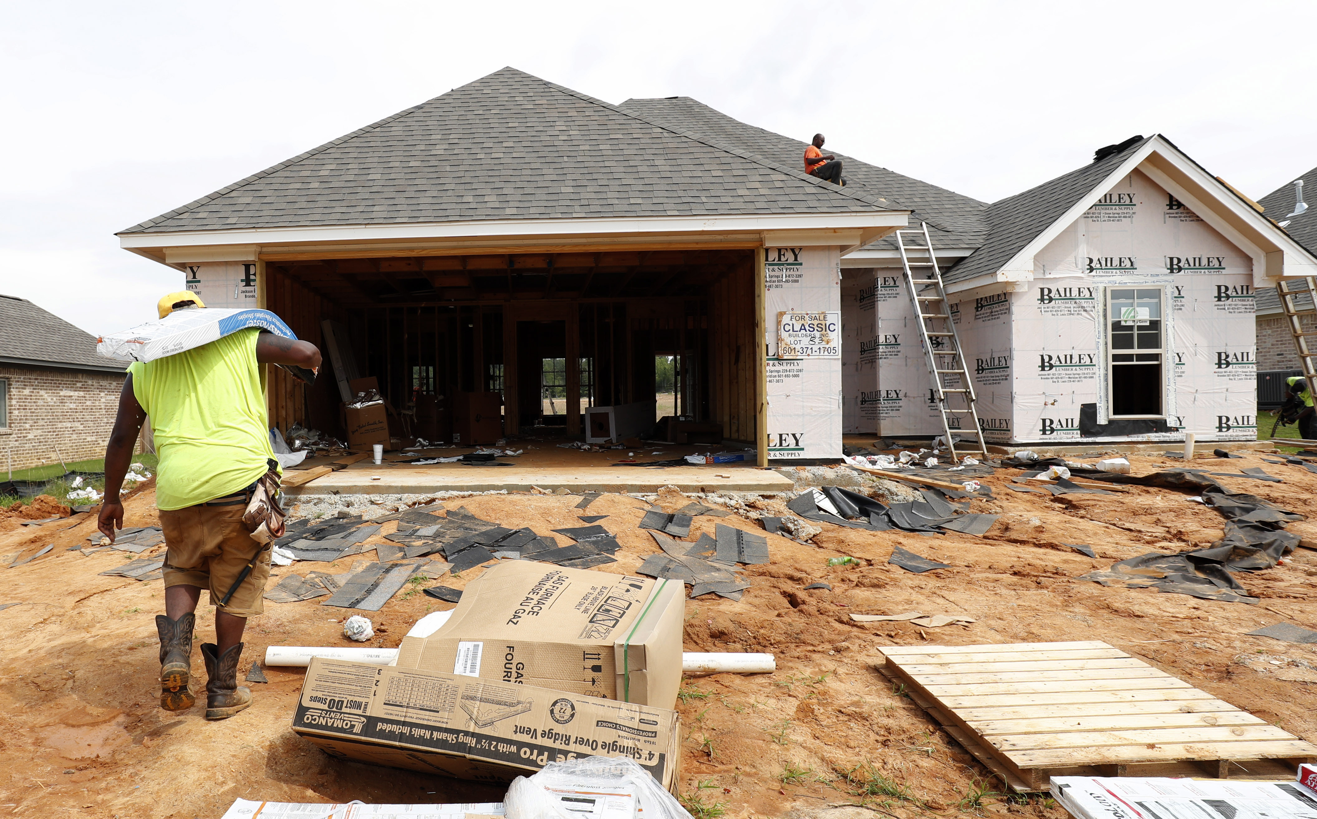 How To Finance A Newly Built Home The Washington Post