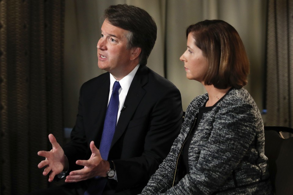 'I know his heart': Ashley Estes Kavanaugh revives old-fashioned script in newfangled era
