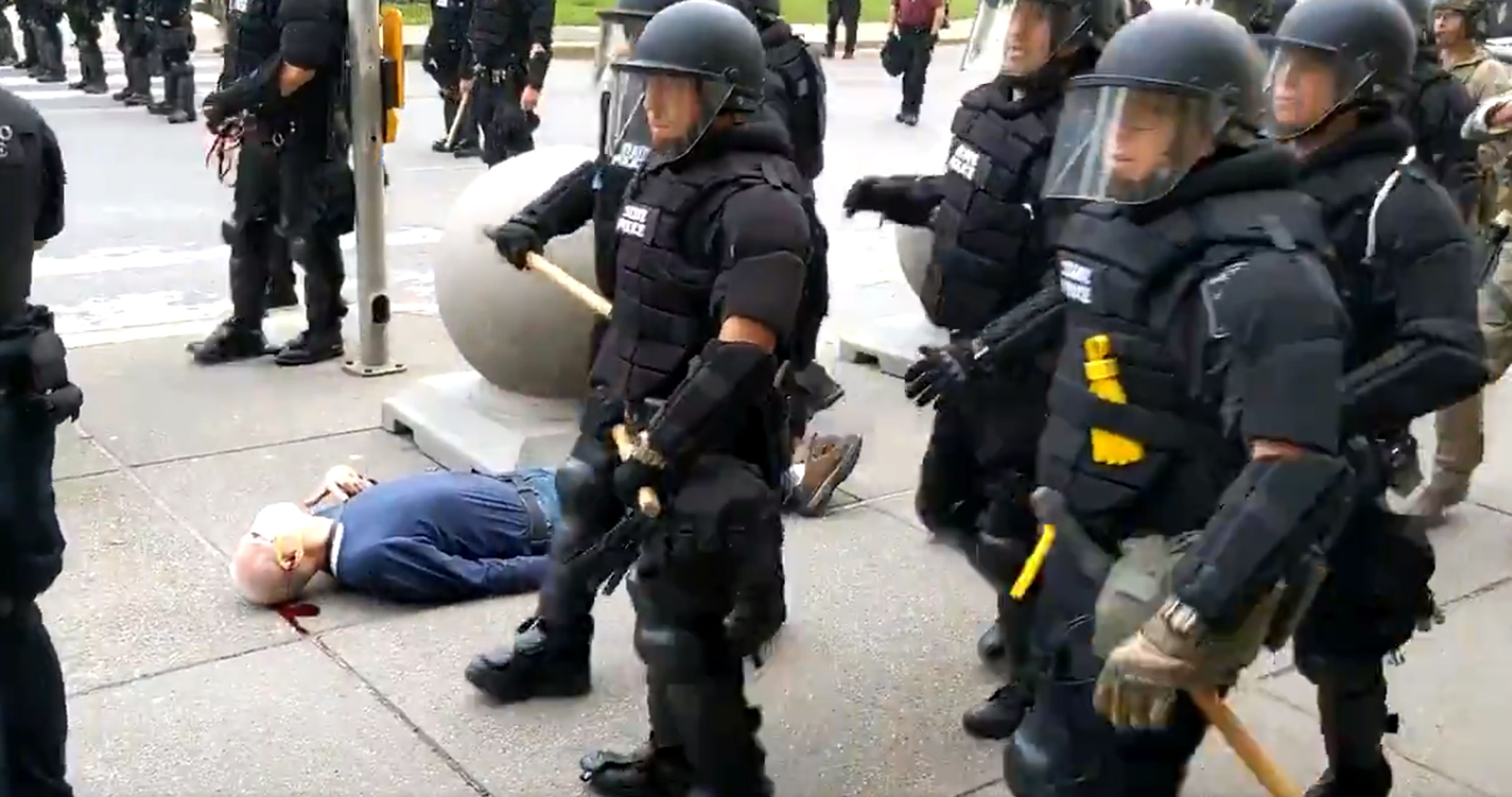 In protests against police brutality, videos capture more alleged ...