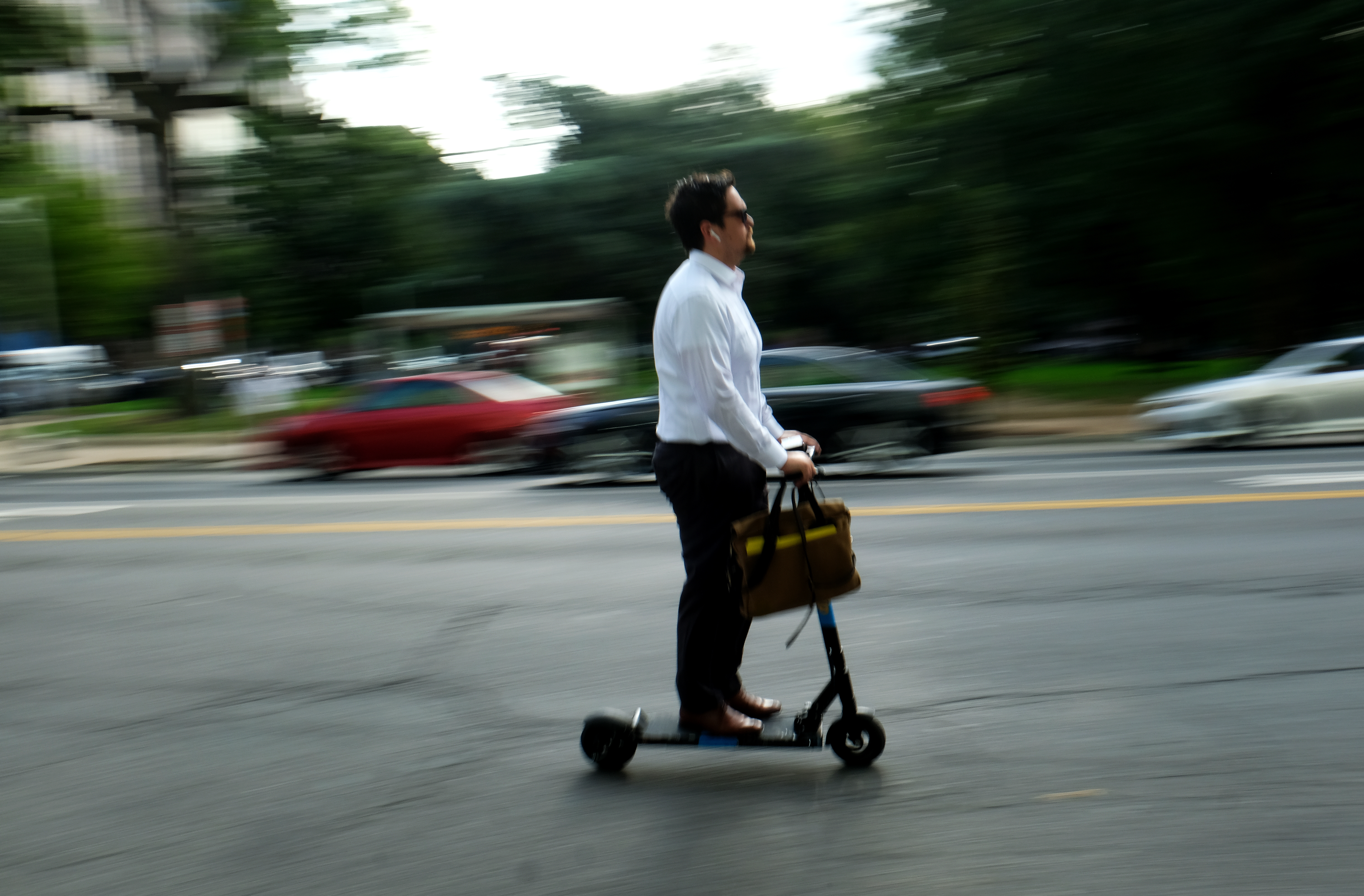 Emergency rooms see spike in scooter-related head injuries - The