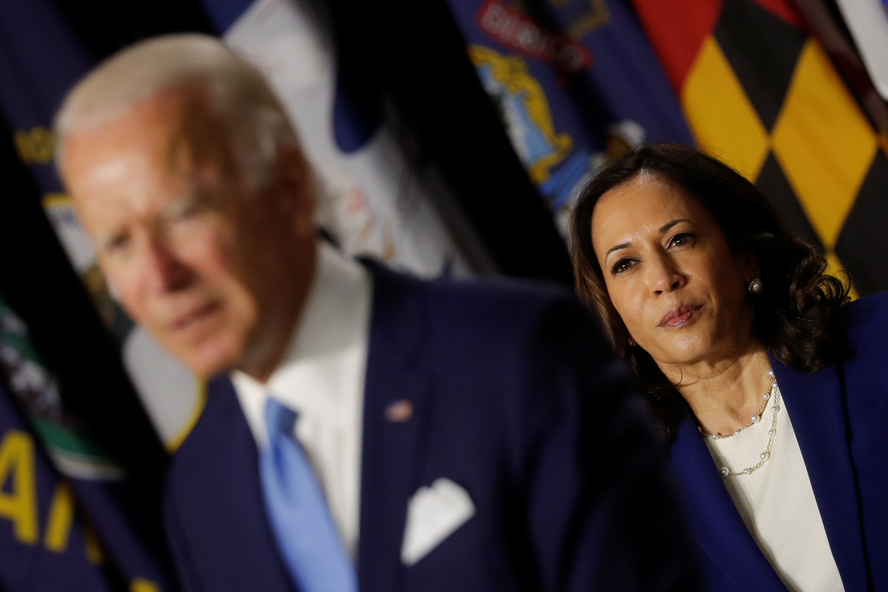With Kamala D Harris On The Ticket Gen X Finally Gets Close To Power The Washington Post