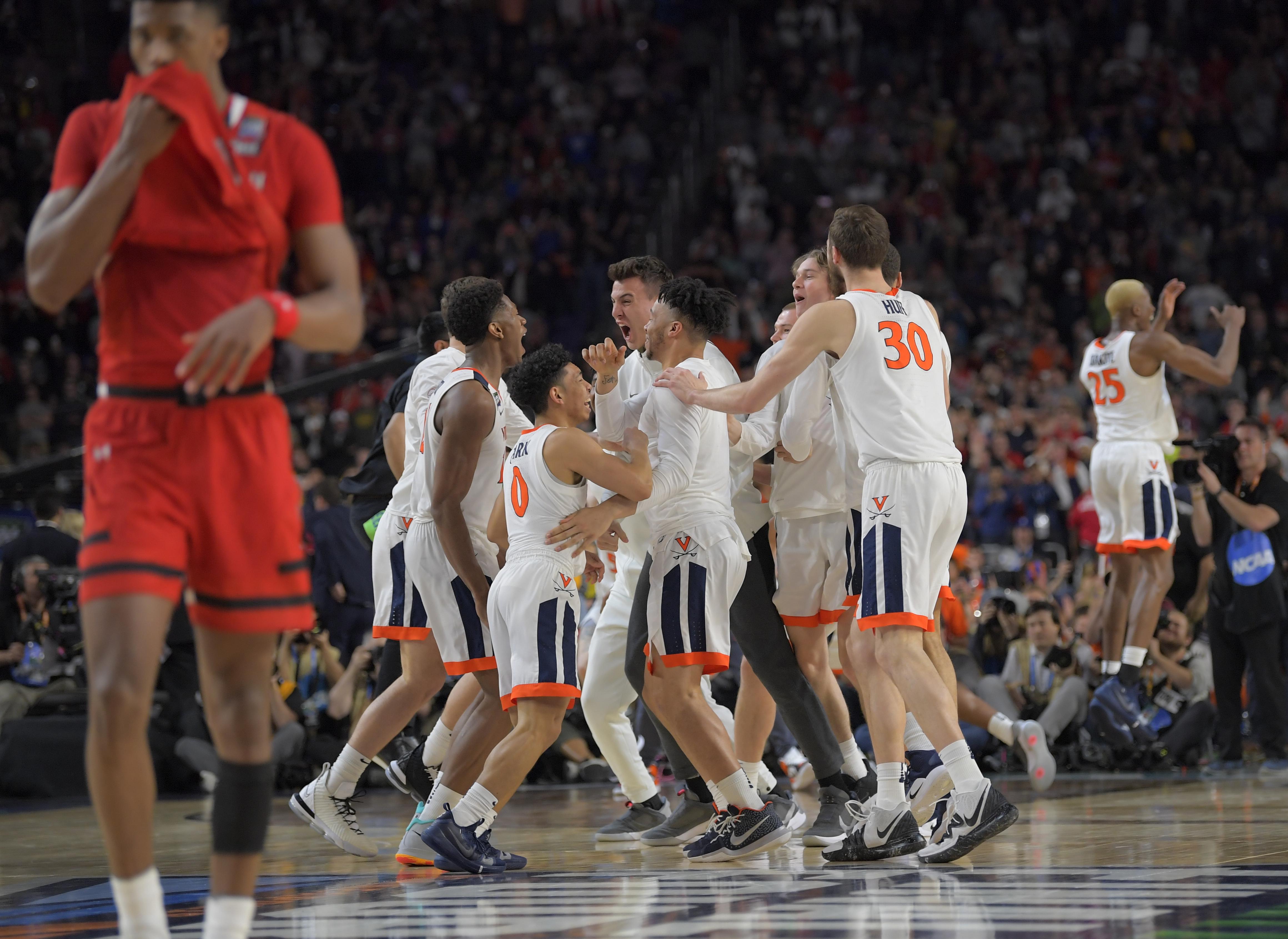 34afa6182e36c 2019 NCAA championship  Virginia wins its first national title ...