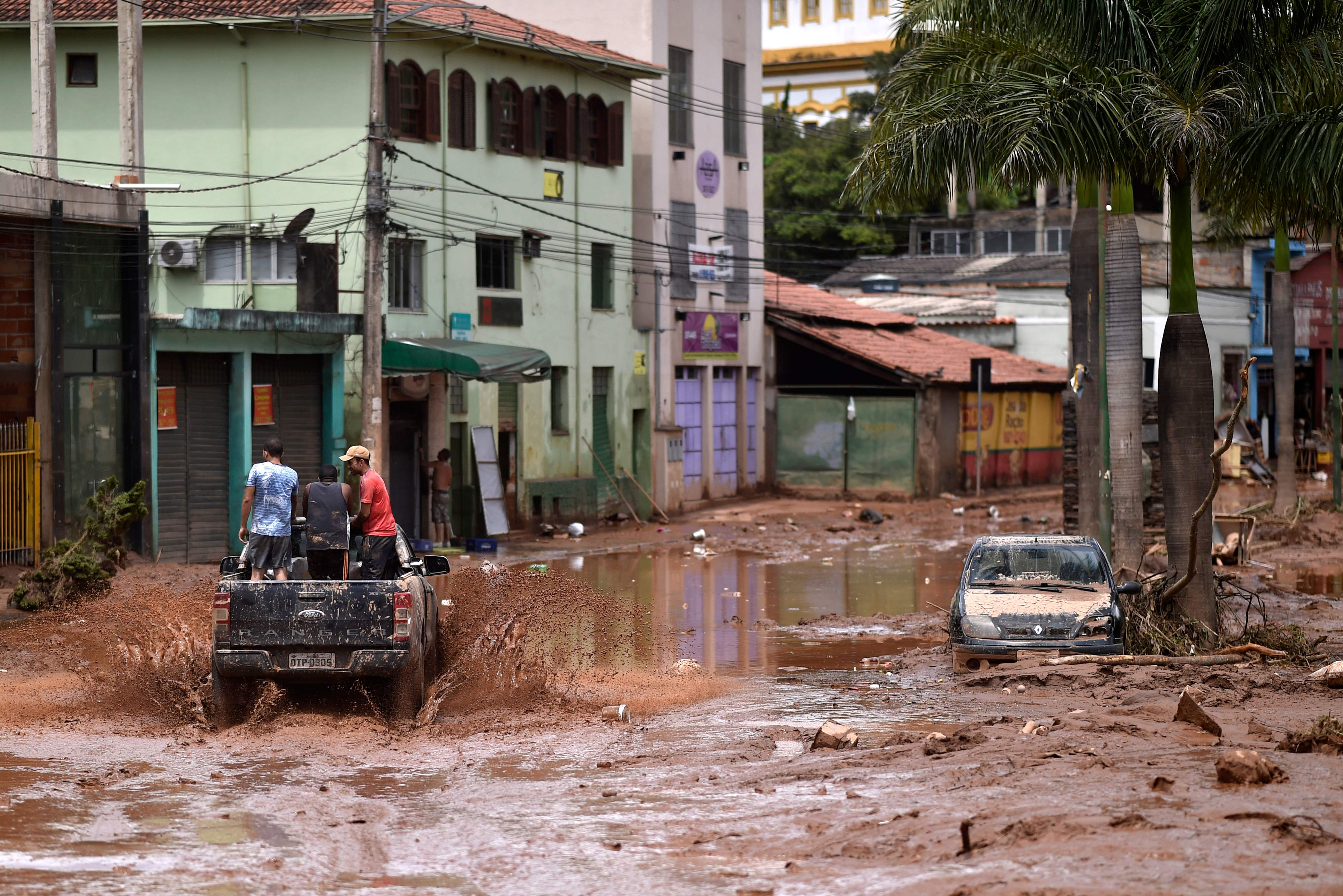 Climate Change Caused the Devastating Floods in Part of Brazilian´s Southeast Region