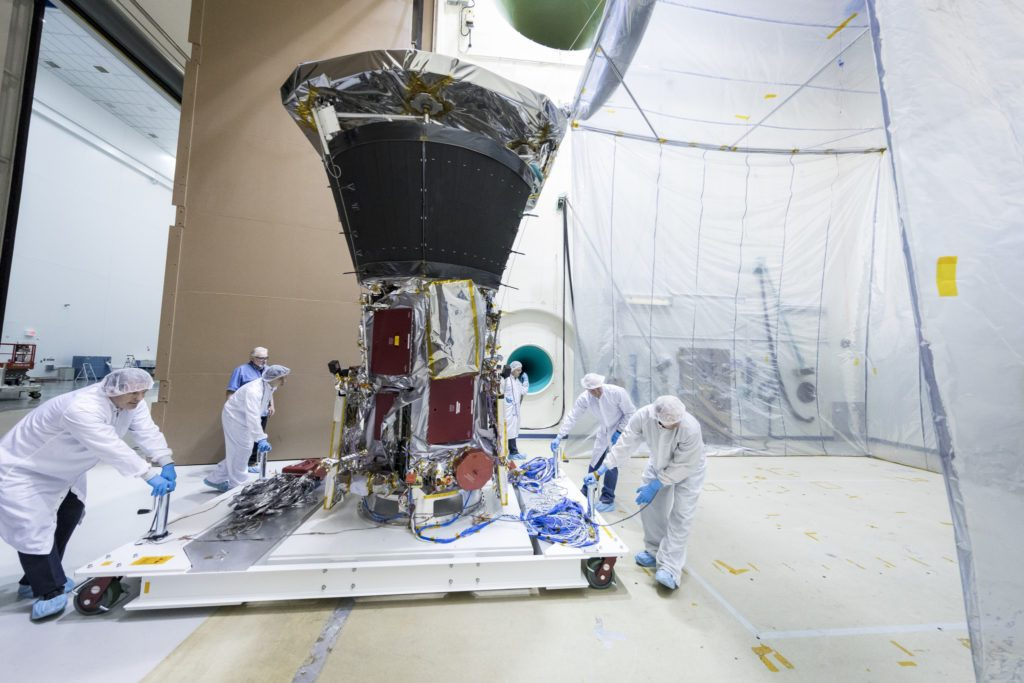 This NASA spacecraft will get closer to the sun than anything ever before