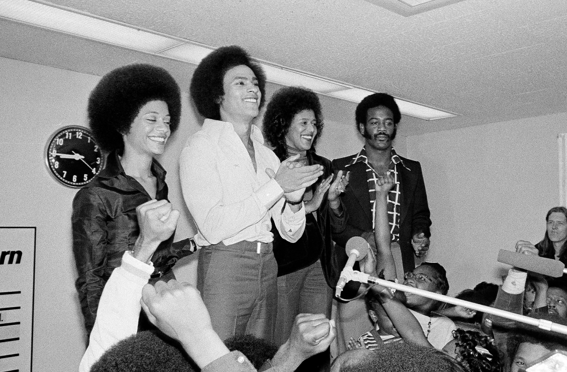 Elaine Brown And The Black Panther Party The First And Only Woman To Lead The Black Power Movement The Washington Post