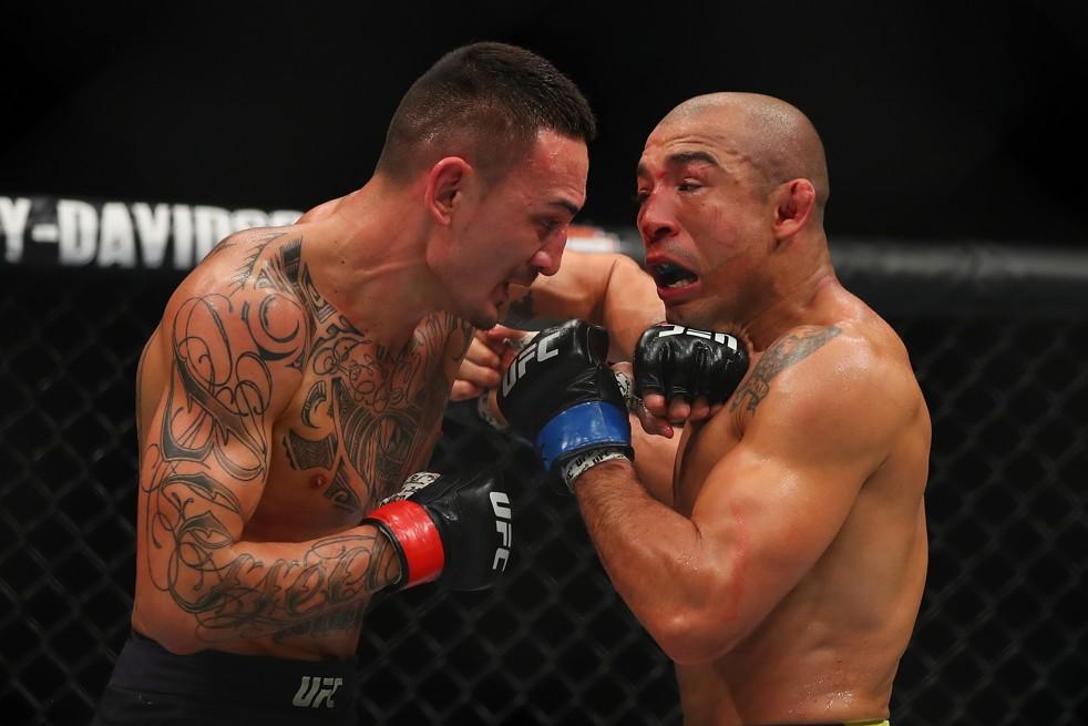 UFC 218 recap and analysis: Max Holloway stops Jose Aldo with third-round  TKO - The Washington Post