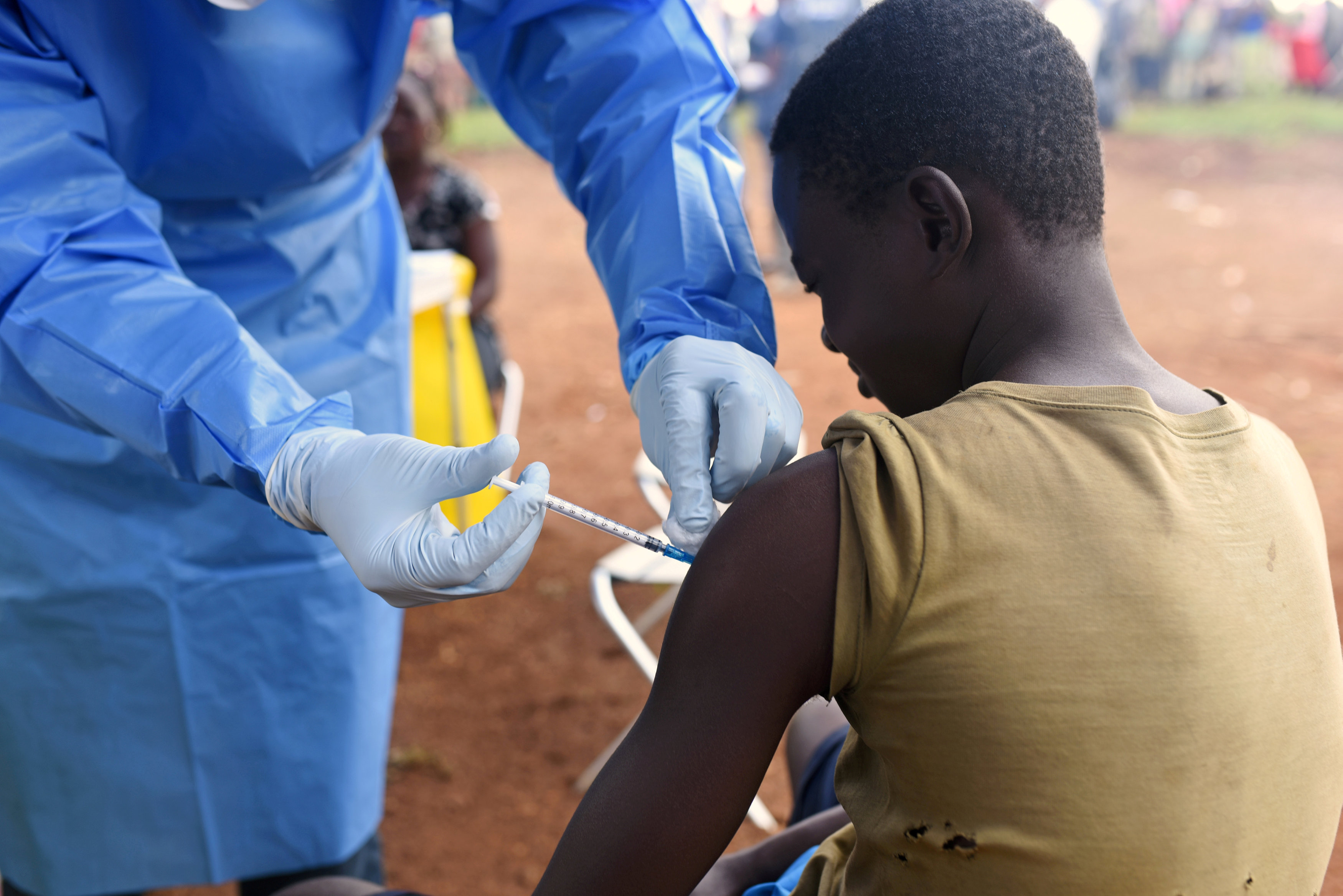 CDC director warns that Congo's Ebola outbreak may not be containable