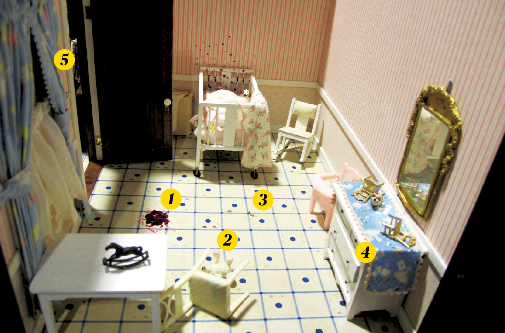 Can you solve this grisly dollhouse murder? - The Washington