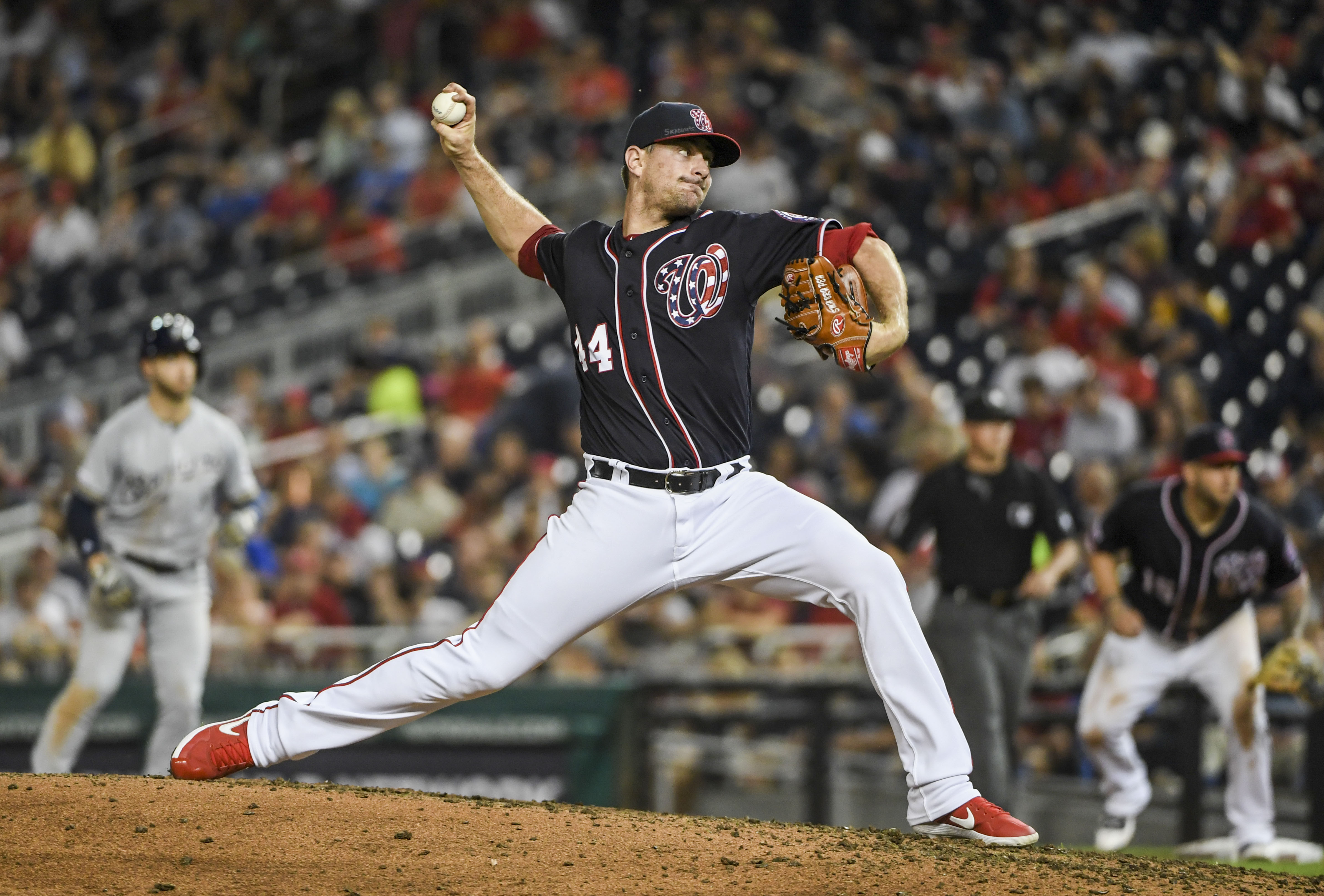 How Daniel Hudson became the Nationals' most important reliever