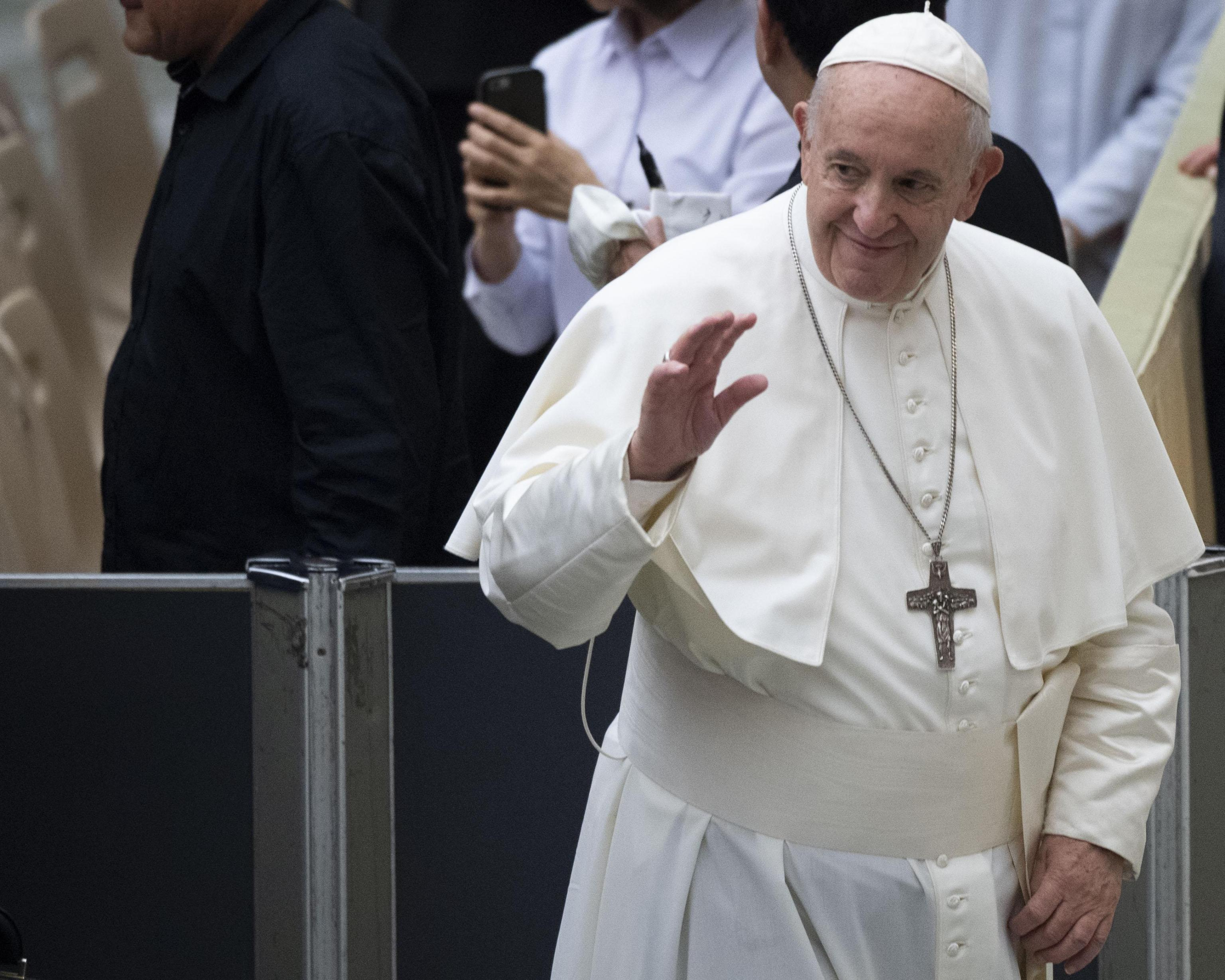 Pope Francis again warns against nationalism, says recent speeches sound like 'Hitler in 1934' - The Washington Post