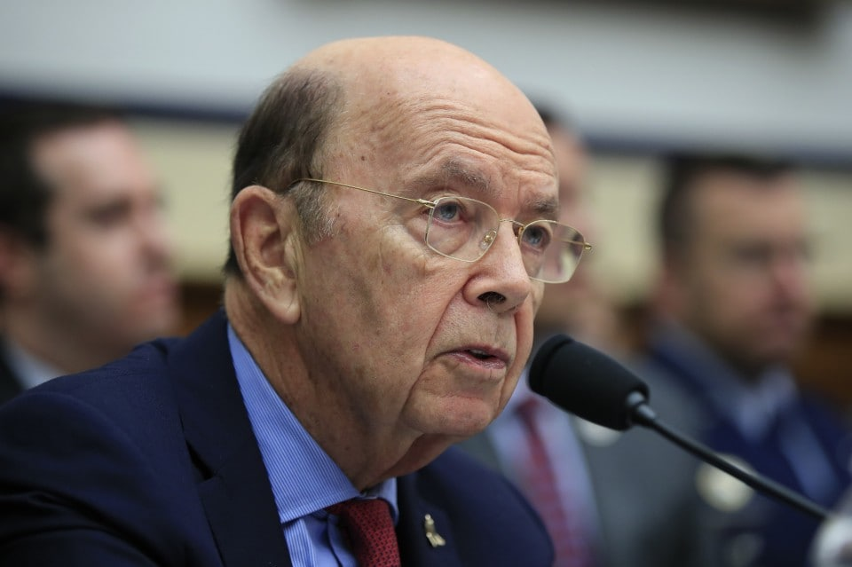 Wilbur Ross: The simple but explosive questions about the census he's fighting not to answer