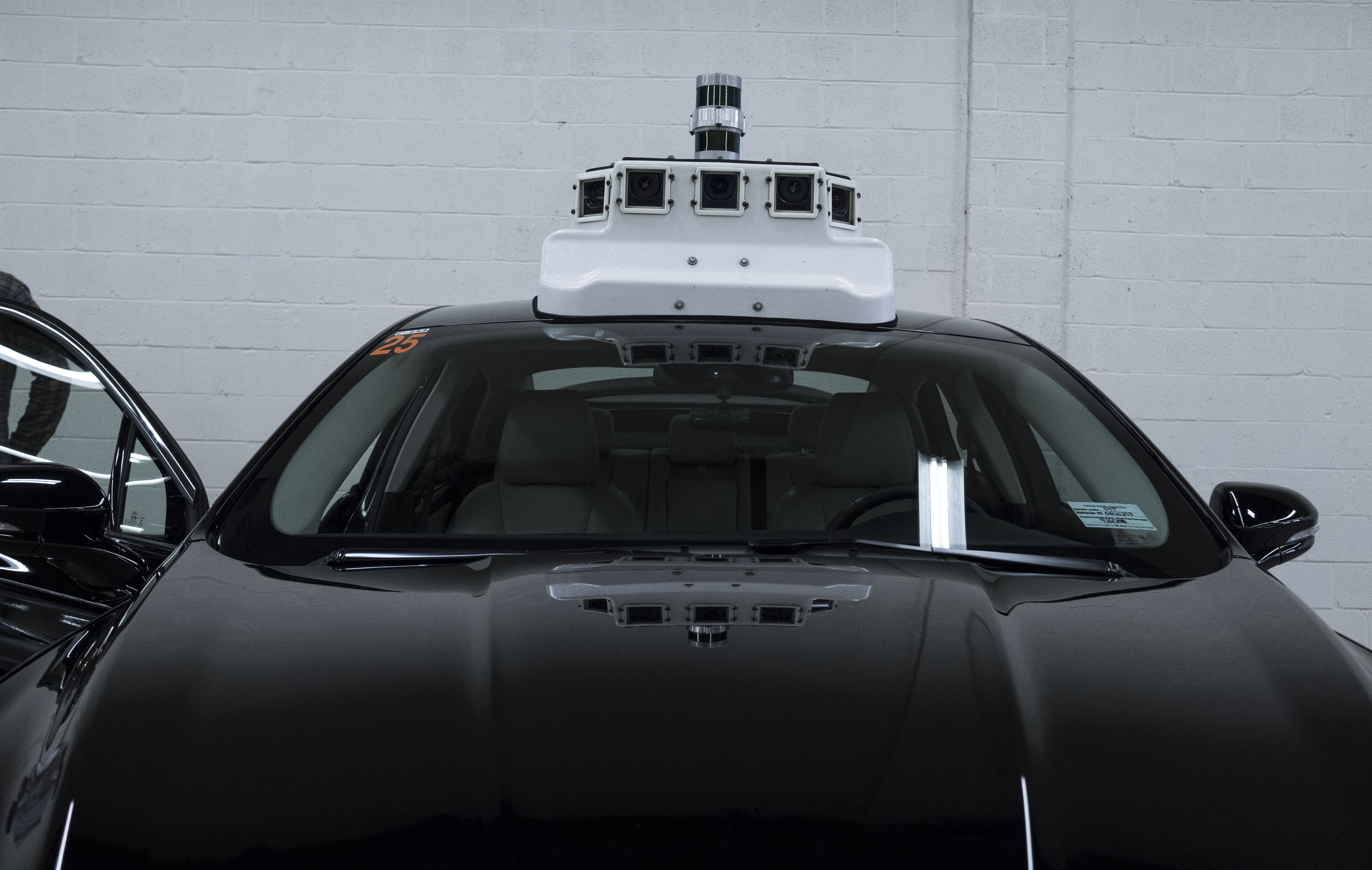 Self-driving cars will have to decide who should live and