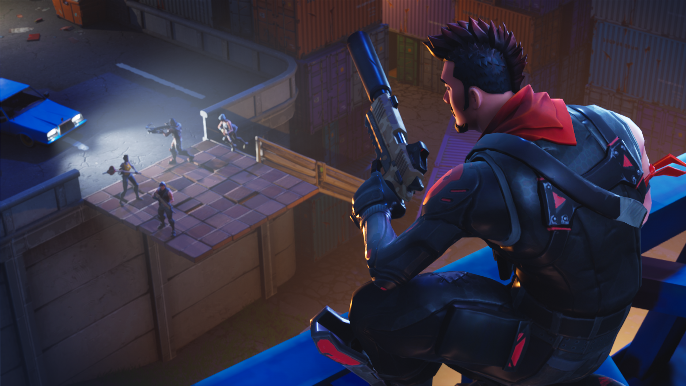 Everything You Need To Know About Fortnite And Why It S So Popular
