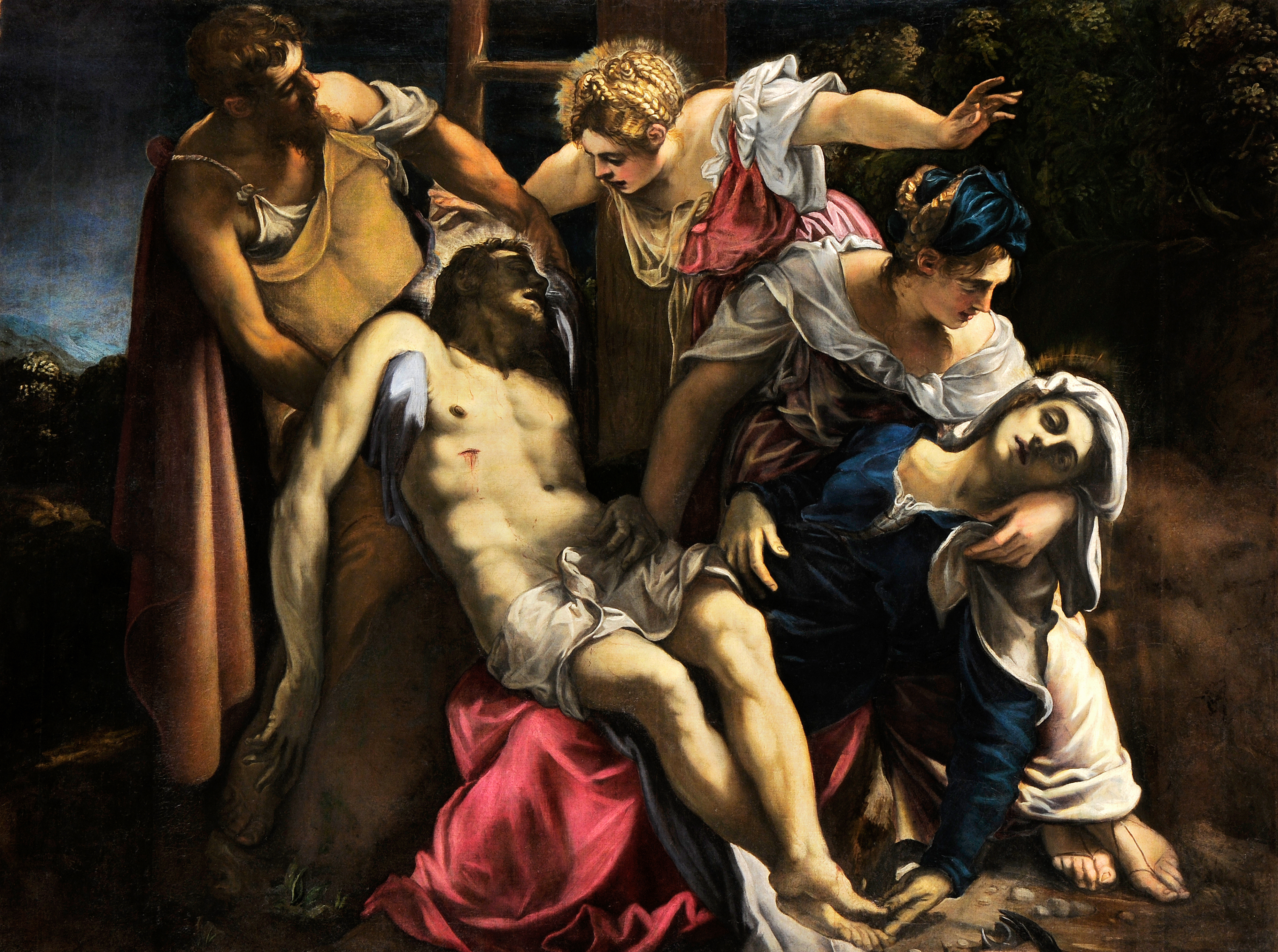 For His 500th Birthday Renaissance Master Jacopo Tintoretto