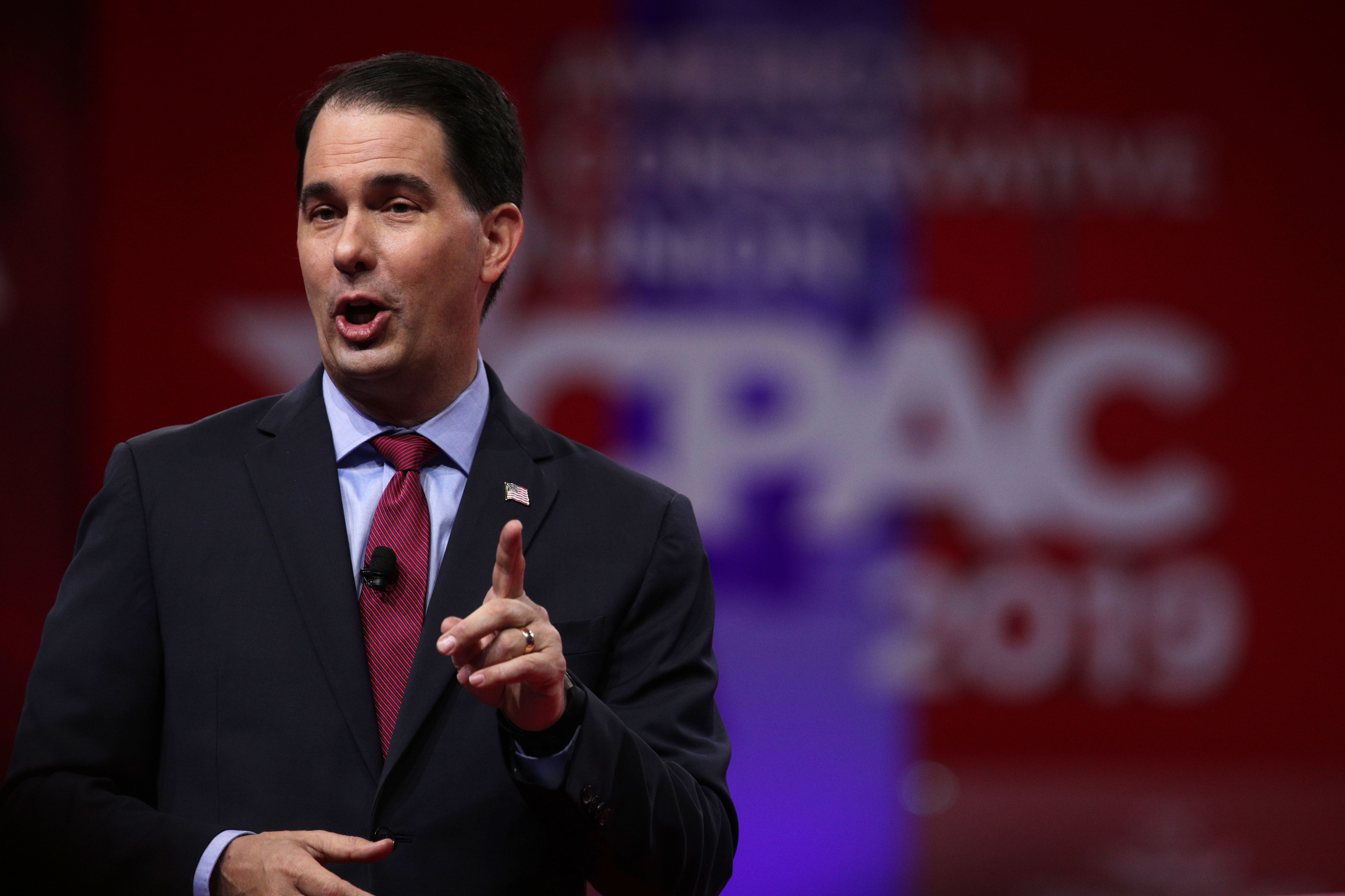 Former Wisconsin governor Scott Walker says 25-year-old son may run for Congress - The Washington Post