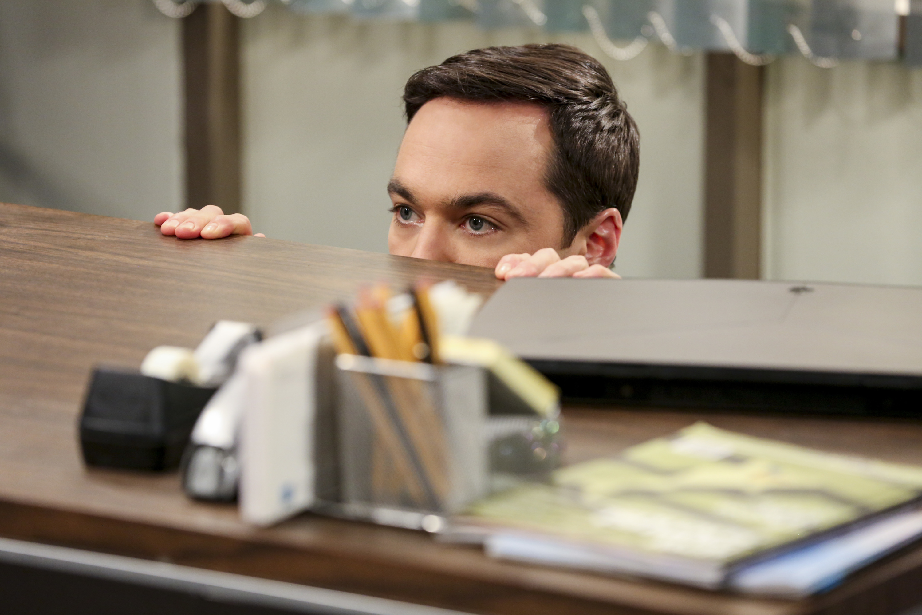 Jim Parsons played Sheldon Cooper for all 12 seasons of the CBS hit, earning four Emmys for the role. (Michael Yarish/Warner Bros. Entertainment)