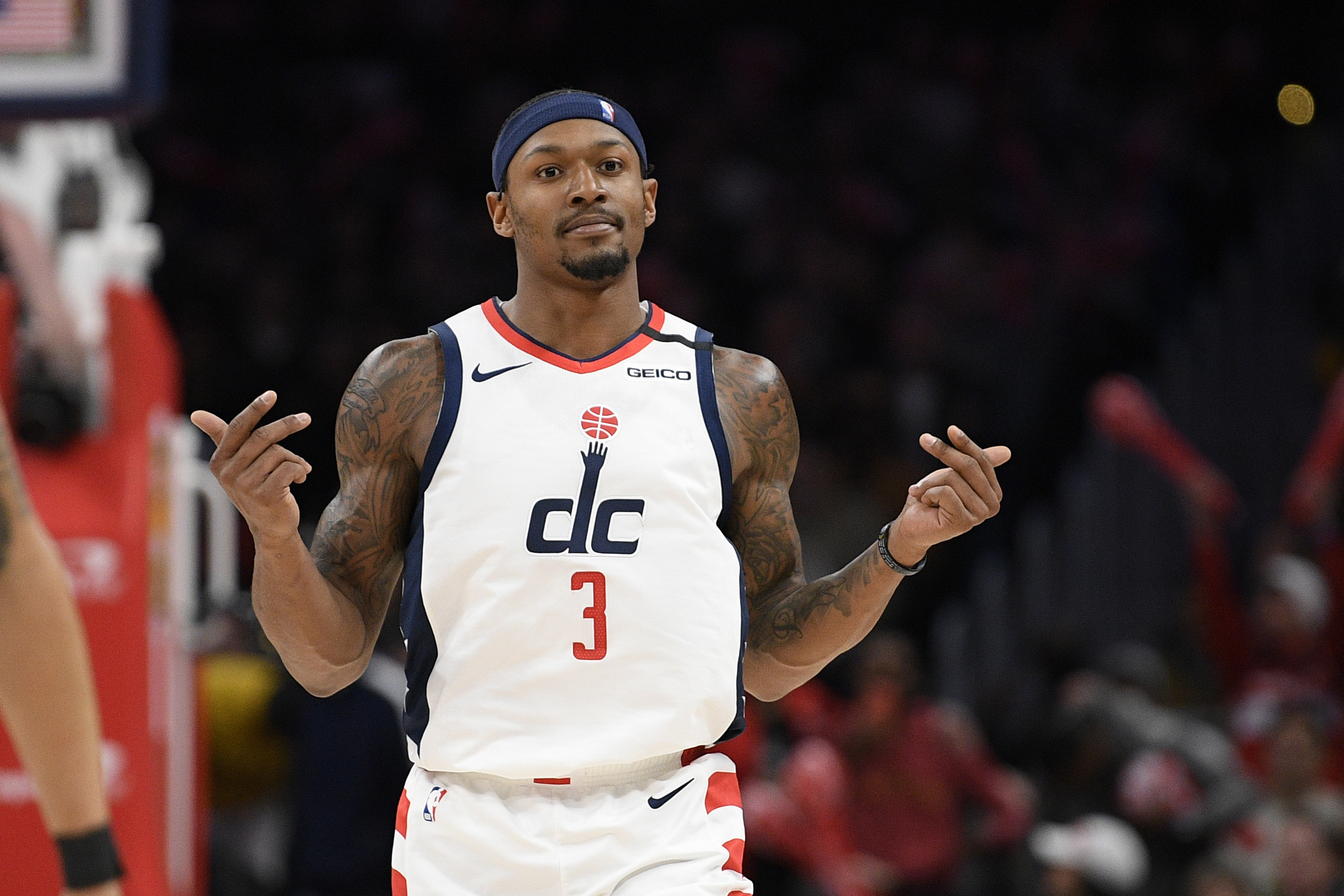 Bradley Beal is entering Kobe Bryant territory with his 'monster ...