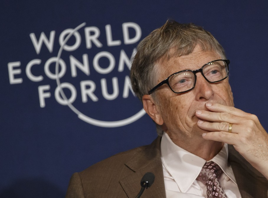 The Crazy Thing Bill Gates Used To Do To Monitor Workplace Productivity The Washington Post