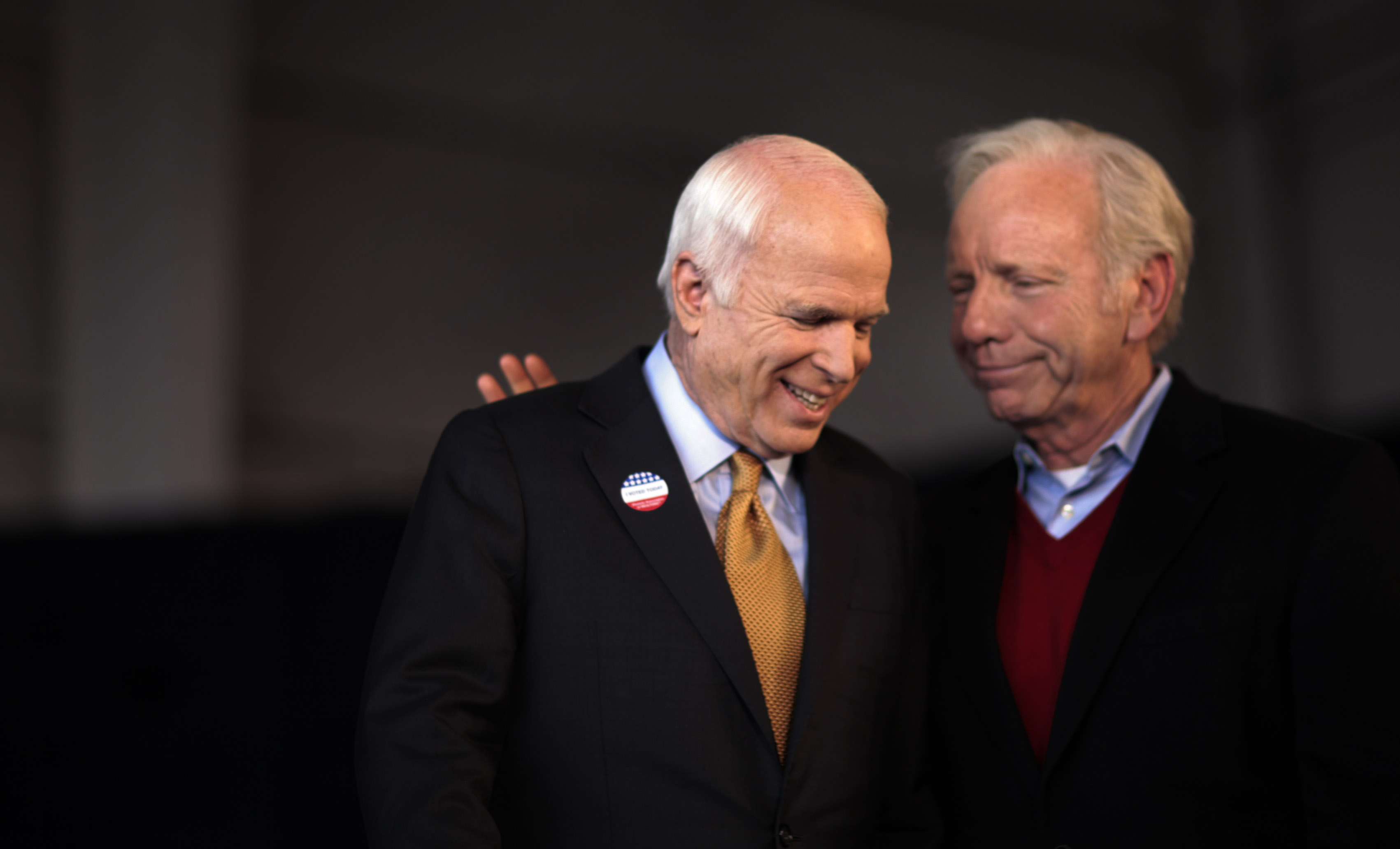 John McCain probably wouldn't have responded to Trump's comments. As his friend, I will.