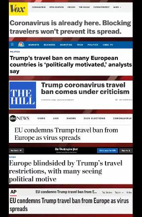 Dan Crenshaw S Trump Coronavirus Defense Has Misrepresentations False Choices The Washington Post