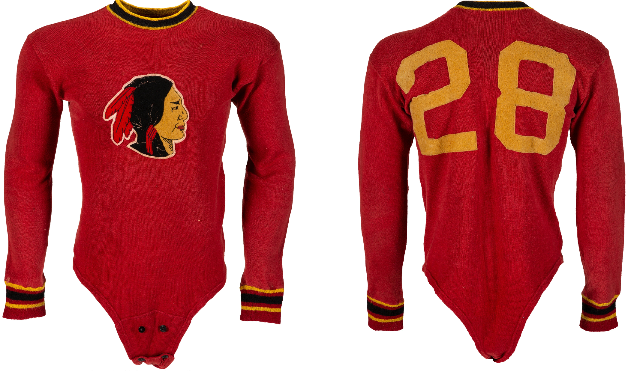 How the only known jersey from the 1933 Boston Redskins was ...