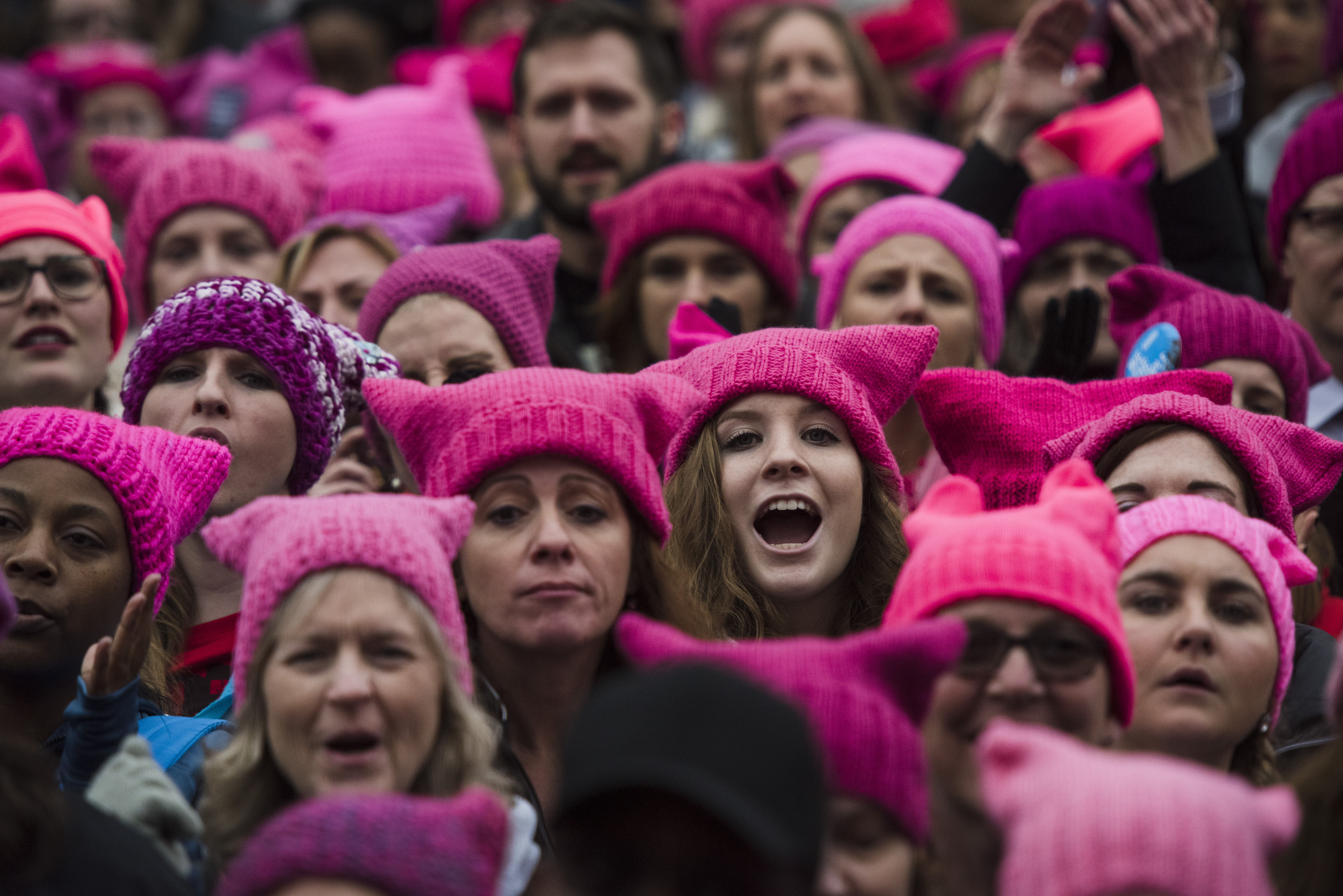 The Women's March is riddled with divisions. But that doesn't mean feminism is in crisis.