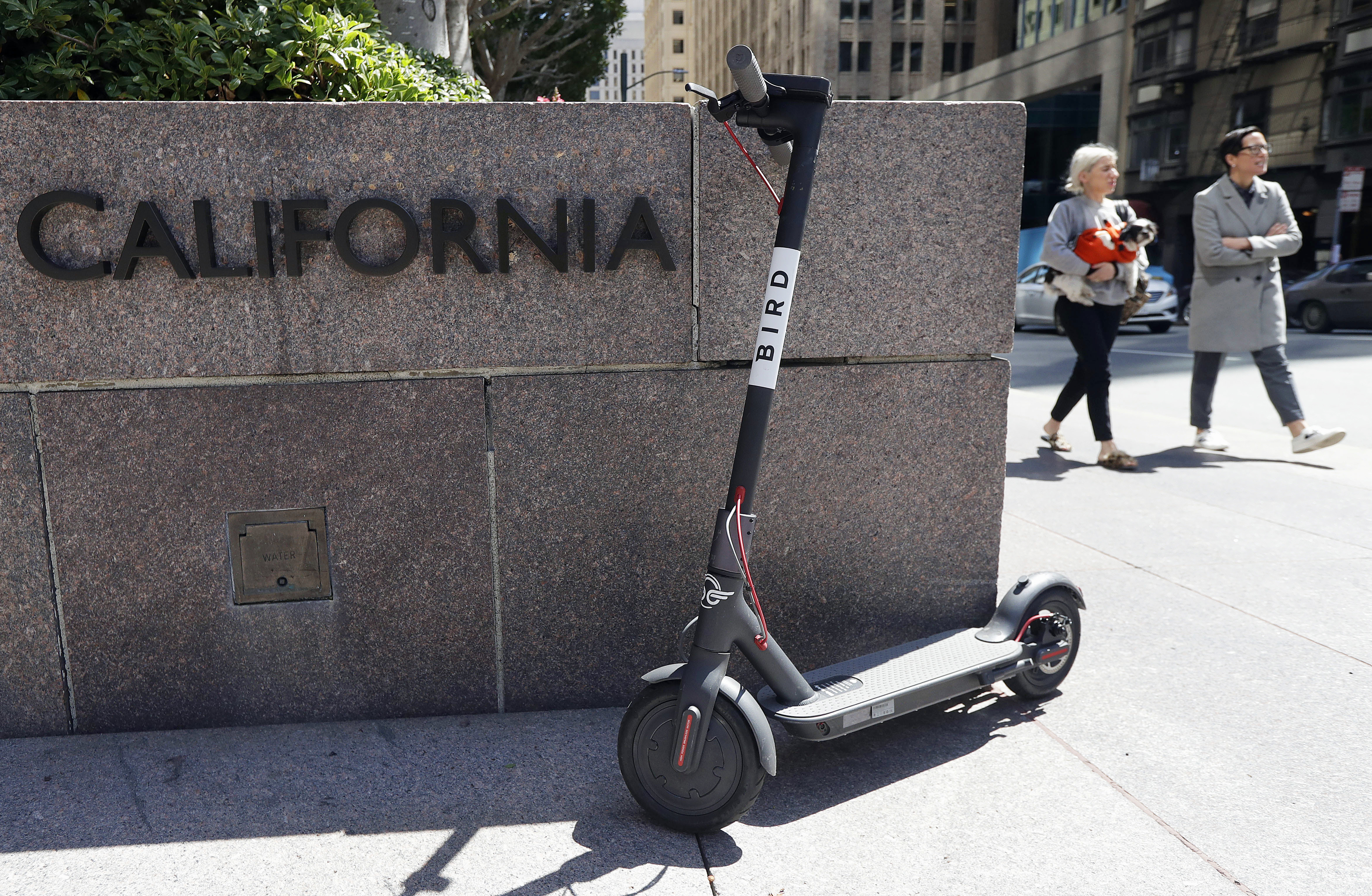 Fatal e-scooter accident emerges just as California legalizes riding