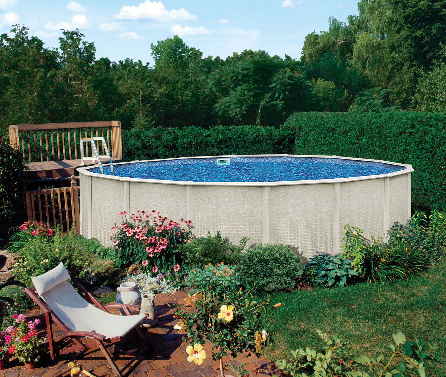 How To Pick An Aboveground Pool The Washington Post