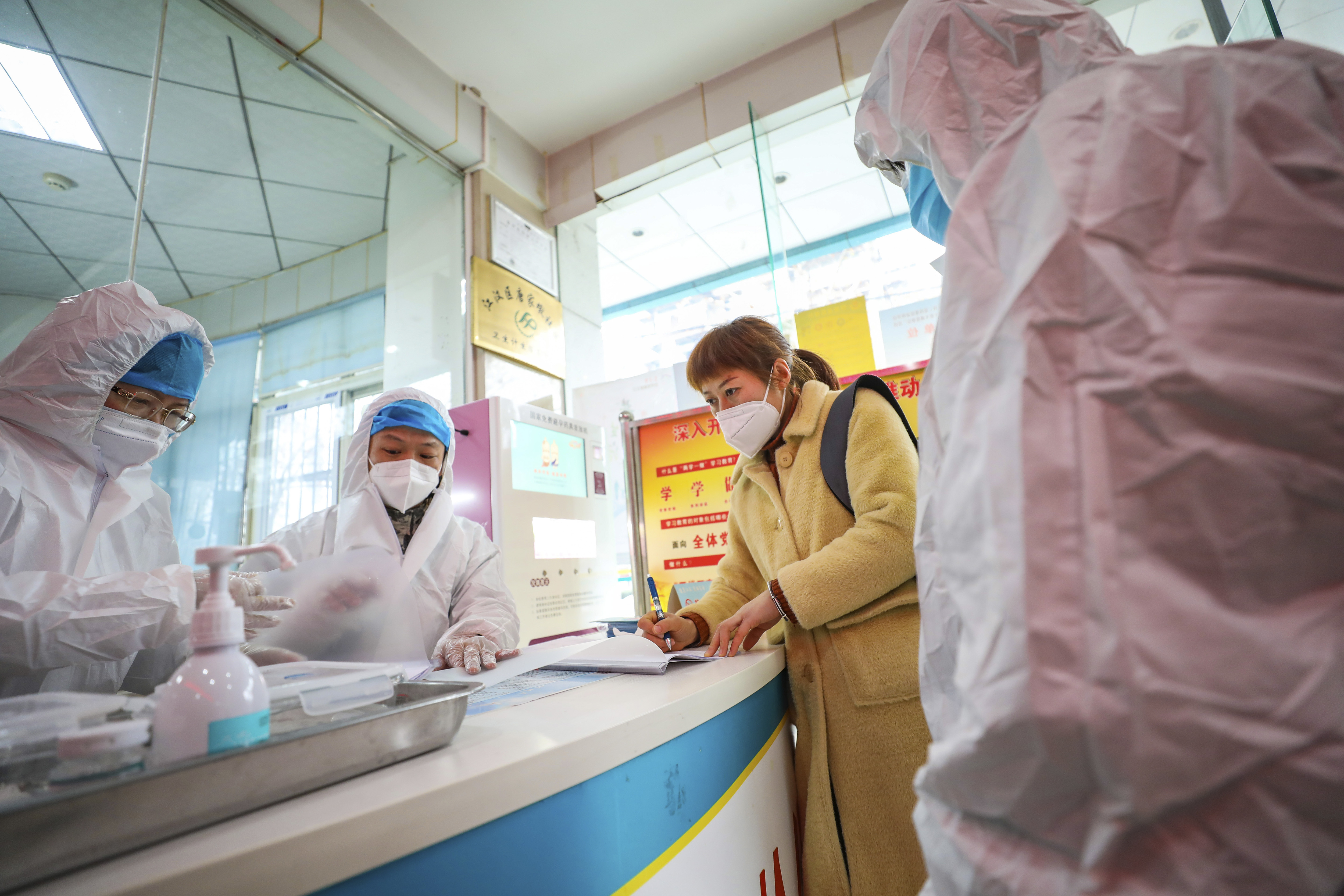 Coronavirus Treatment And Vaccine Research Races Against Outbreak