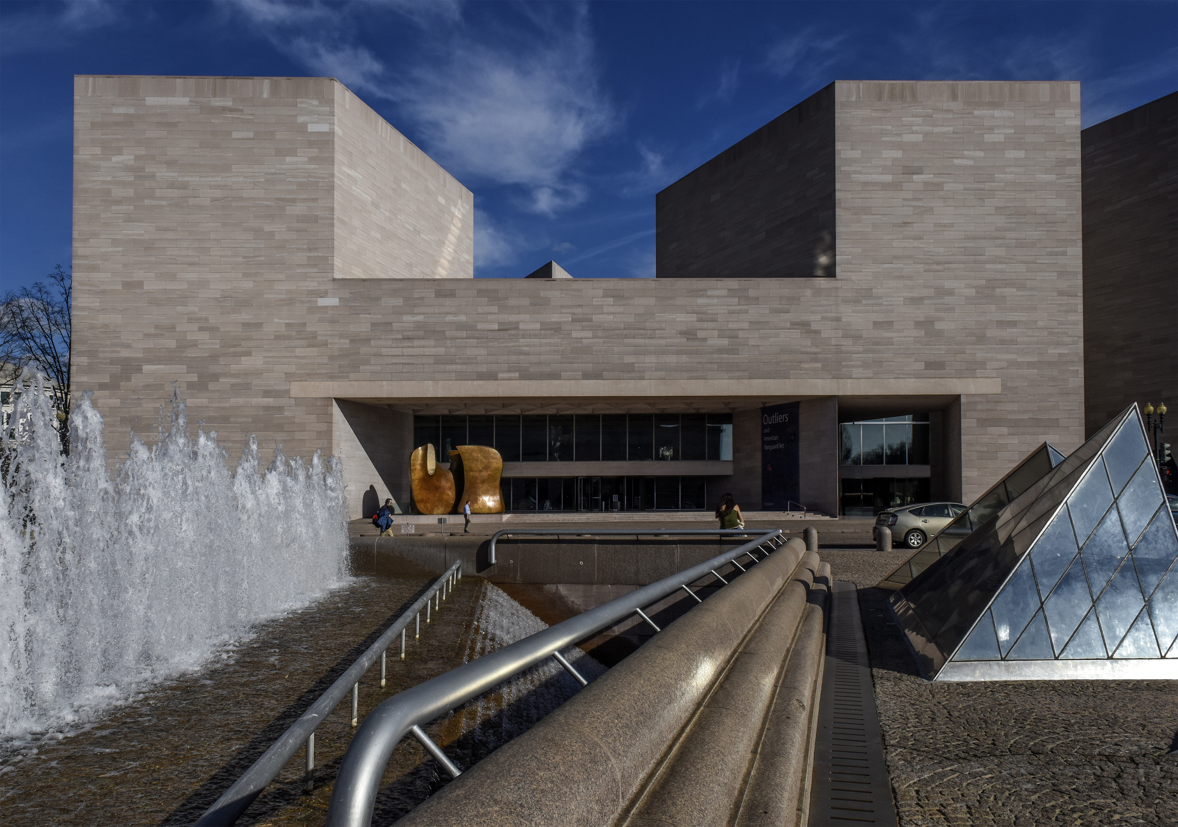 The best way to honor I.M. Pei? Spend some time at the National Gallery of Art.