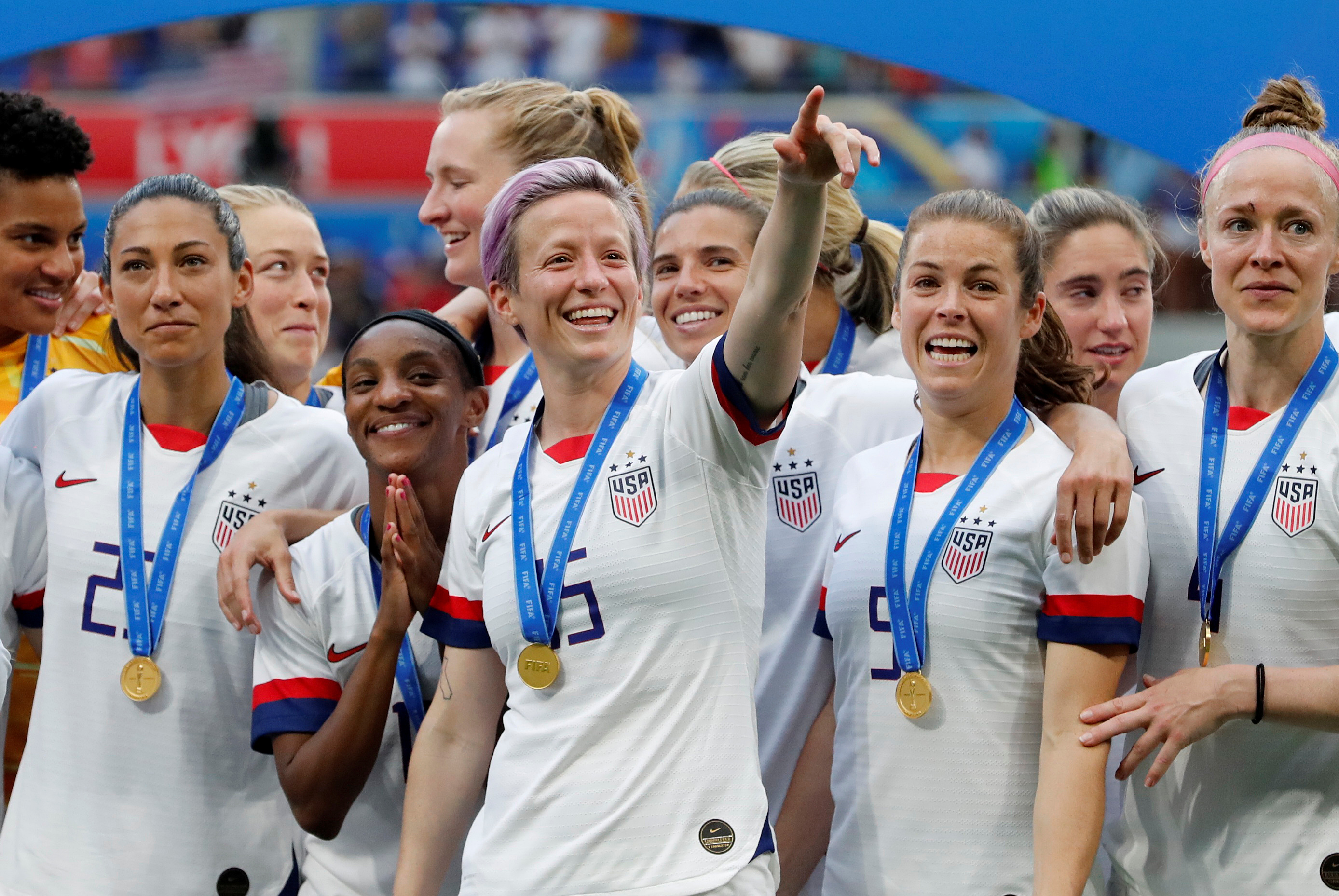 uswnt victory tour 2020