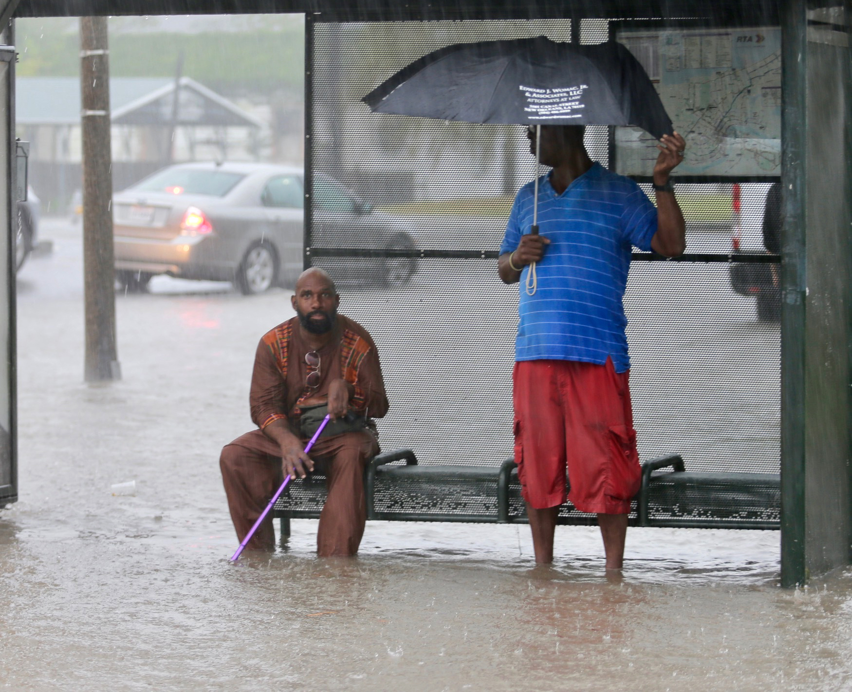 New Orleans braces for Barry and an inundation of water